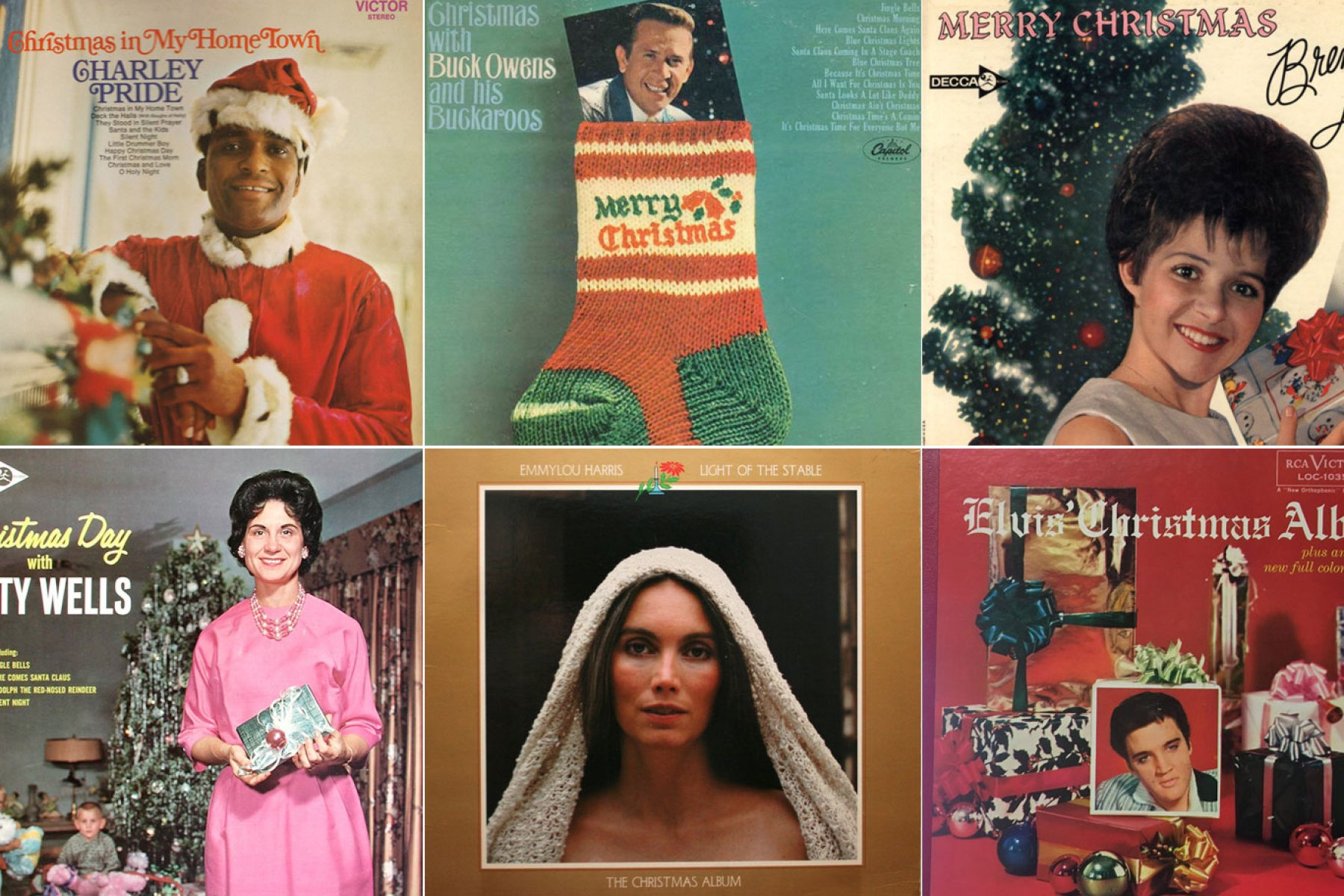 10 Old-School Christmas Classics