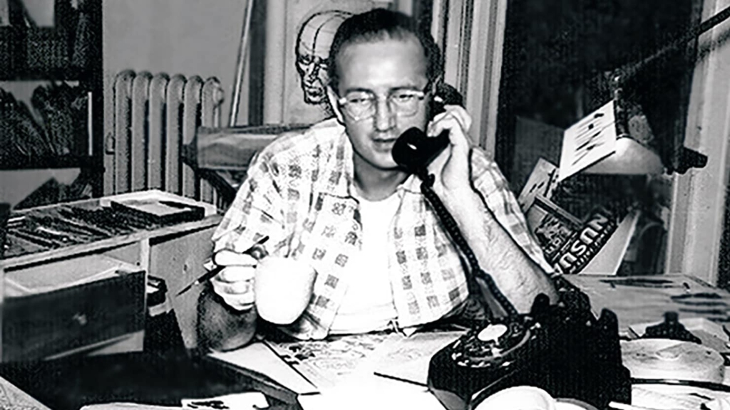 Steve Ditko, the legendary comic book artist and co-creator of Spider-Man and Doctor Strange with Stan Lee, died at the age of 90.