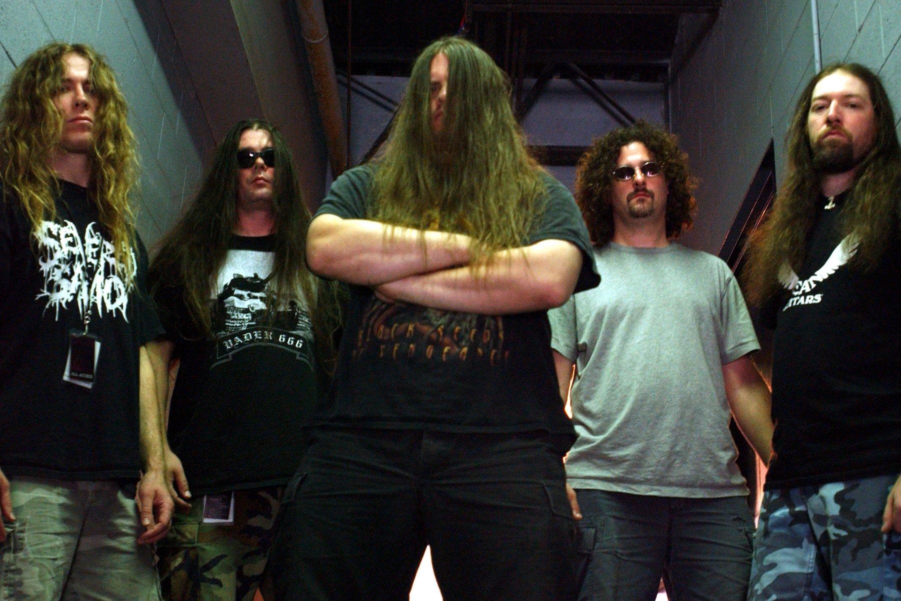Cannibal Corpse Respond To Guitarist Pat O Brien S Arrest