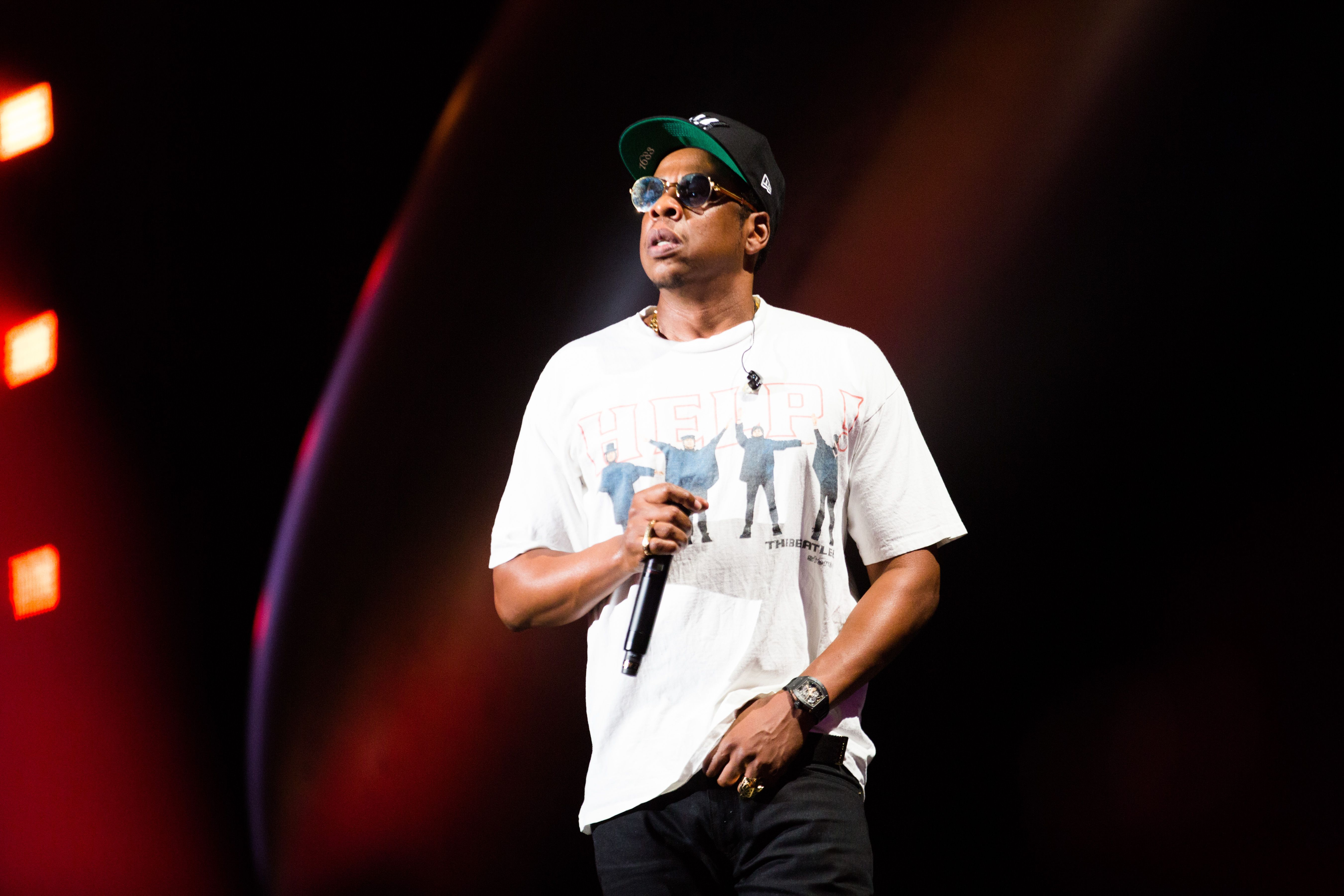 bd26857a19c6 Jay-Z has shot up to Number Five on Forbes  annual ranking of celebrity net  worth