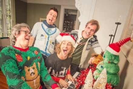 Old 97s' Rhett Miller Talks Band's Christmas Album 'Love the