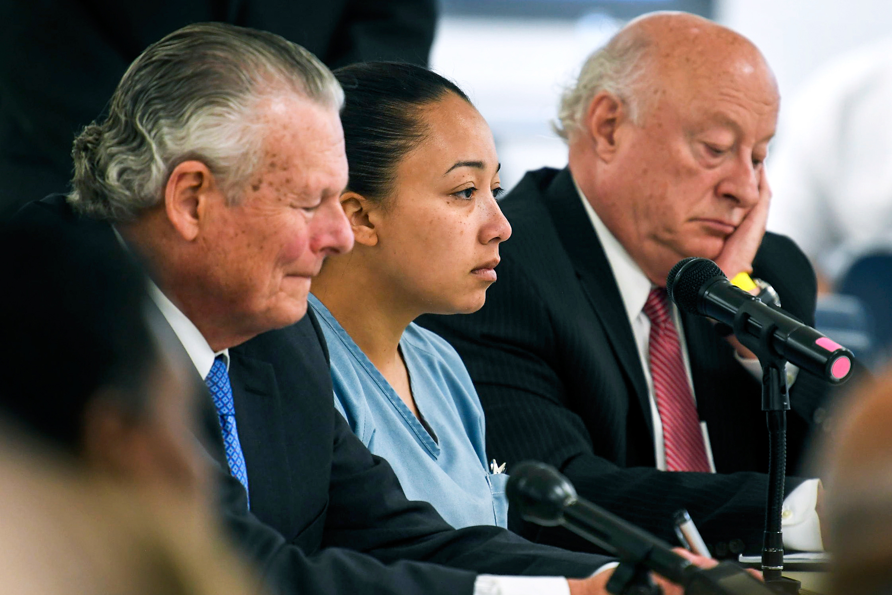 Tennessee governor considering clemency for sex trafficking victim Cyntoia Brown