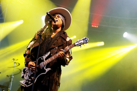How D'Angelo Ended Up on the 'Red Dead Redemption 2