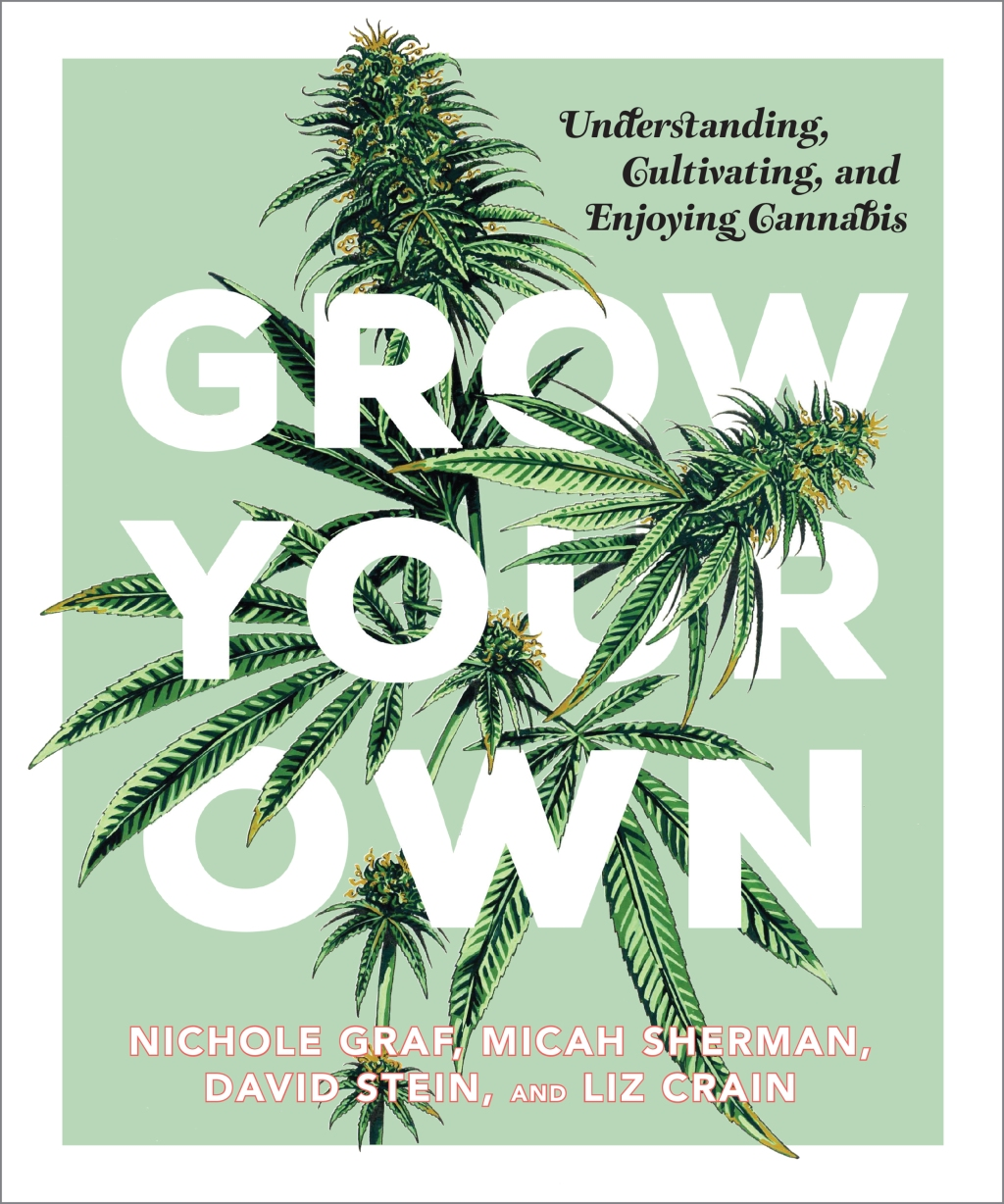Released late last year, Grow Your Own: Understanding, Cultivating, and Enjoying Cannabis is a perfect present for all cannabis lovers — even if they're not planning on starting a garden anytime soon. The full-color, photo-illustrated book explains everything from the history of marijuana, to what individual cannabanoids and terpines do, to the different ways to consume pot — and yes, a detailed explanation of all the ways to grow it. (Available in bookstores and online; $26.95)