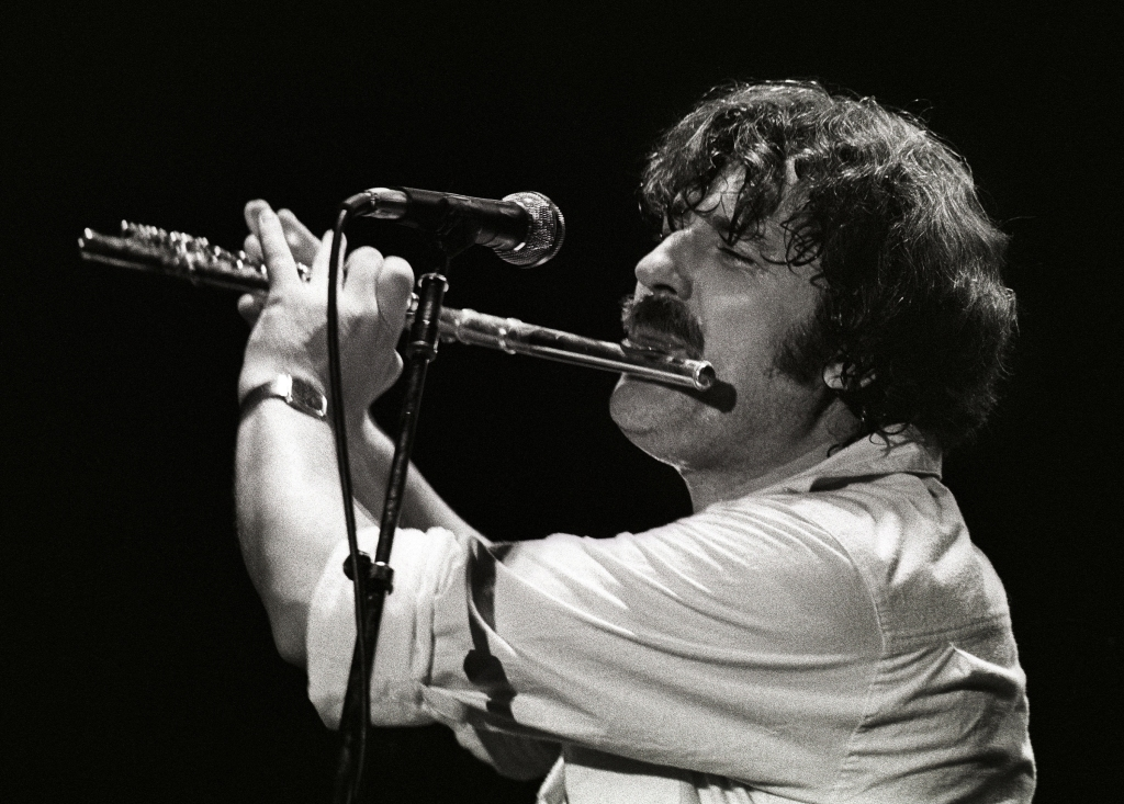 Ray Thomas, flautist, vocalist and founding member of the Moody Blues, died in January.