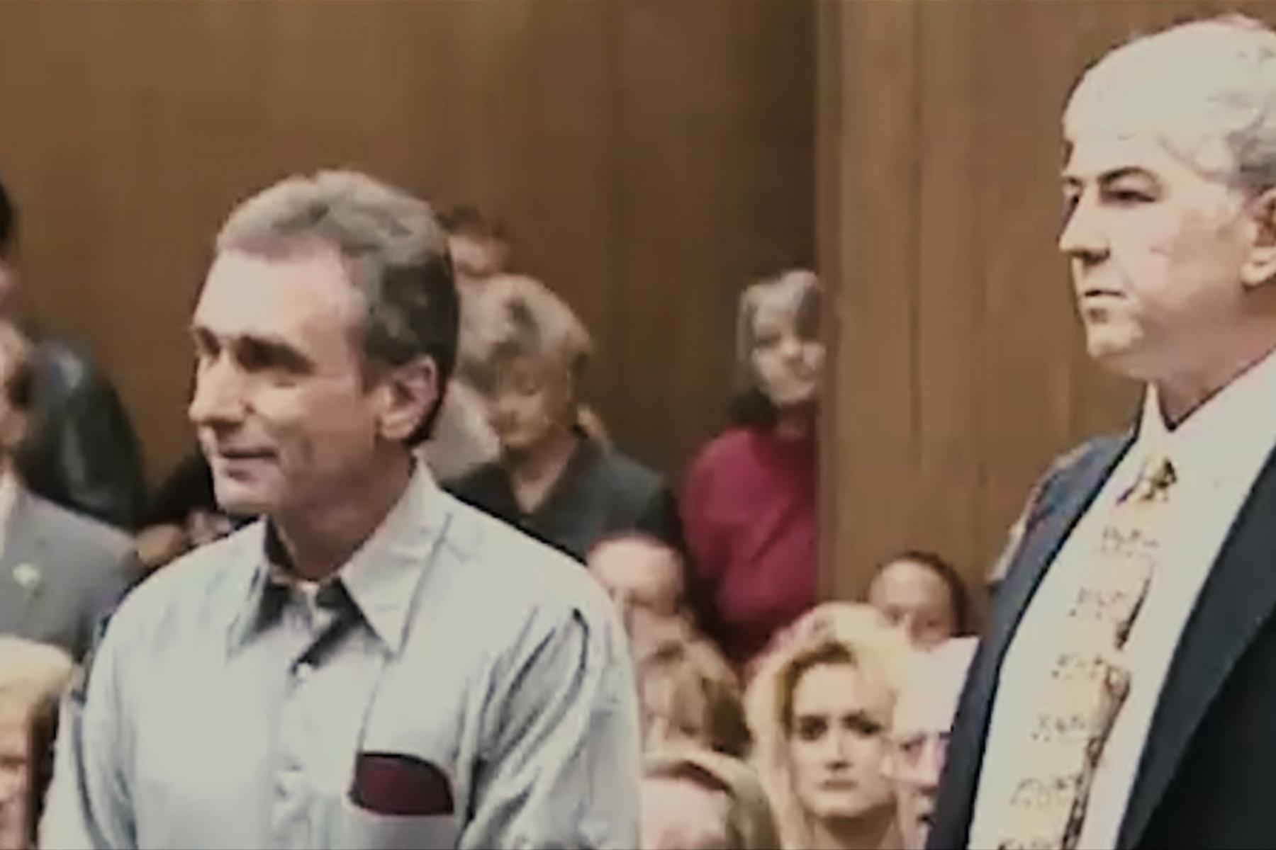 Ronald Ron Keith Williamson The Innocent Man
