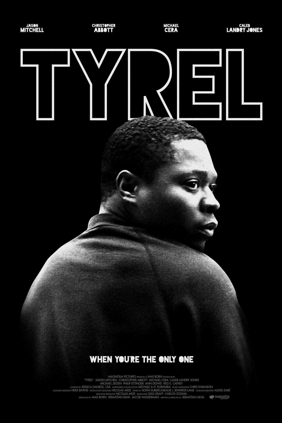 Tyrel' Review: A Character Study, Racial Satire & Horror