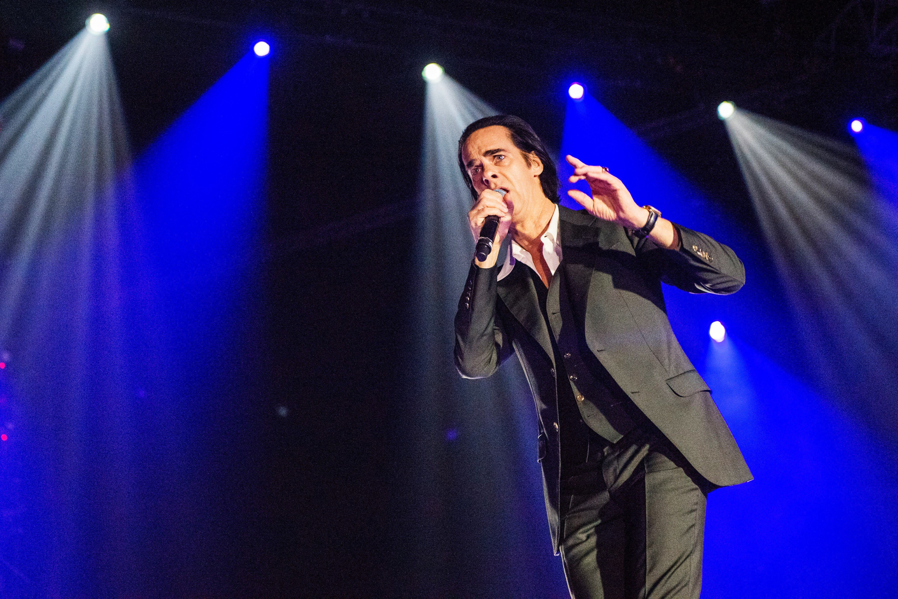 Read Nick Cave's Open Letter to Brian Eno Defending Israel