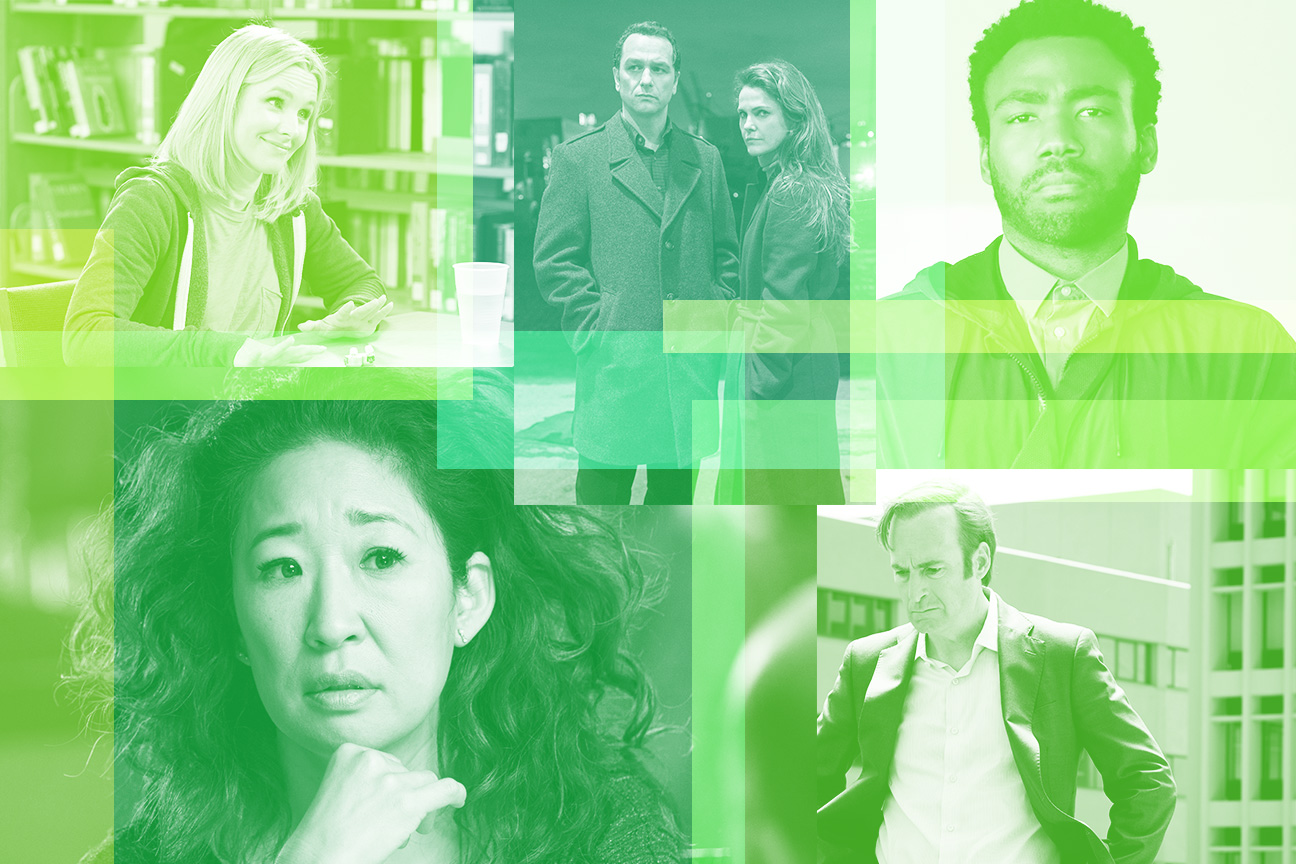 The 20 Best TV Shows of 2018