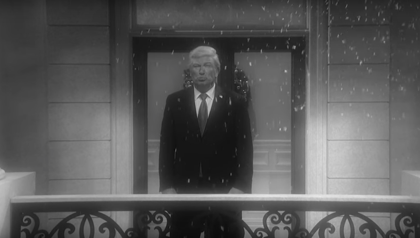'SNL' Imagines Life Without President Trump in 'It's a Wonderful Life' Sketch - Rolling Stone image