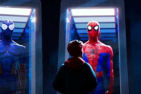 Into The Spider Verse The Only Spider Man Movie You Ll