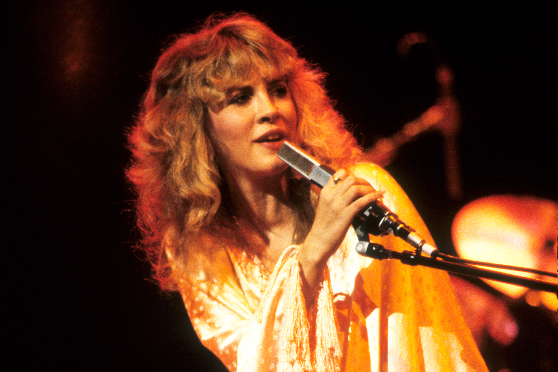 Stevie Nicks: 'There Is Nothing Better Than Being Inducted Into the Hall of Fame'
