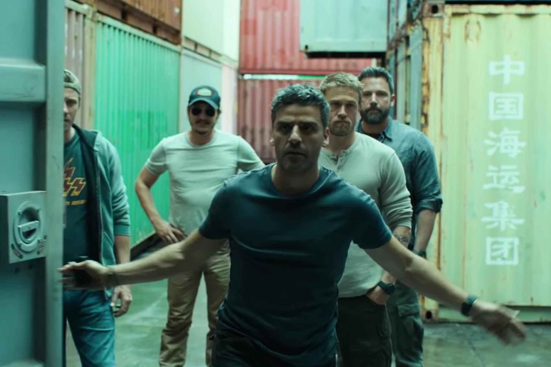 5bf48631 Netflix: Watch Ben Affleck, Oscar Isaac in 'Triple Frontier' Trailer –  Rolling Stone