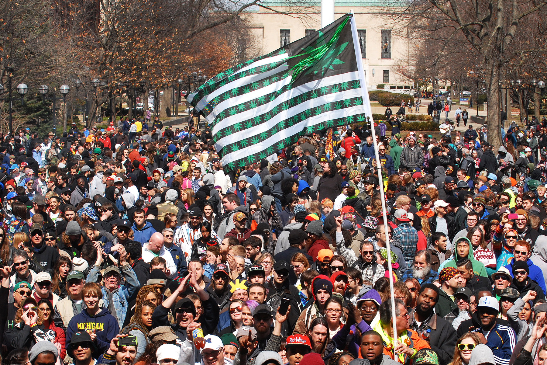 weed is now legal in michigan rolling stone