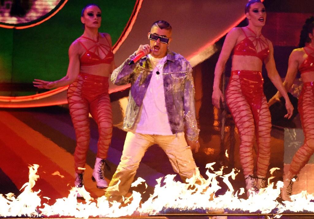 Bad Bunny Is Latin Pop's Freaky King