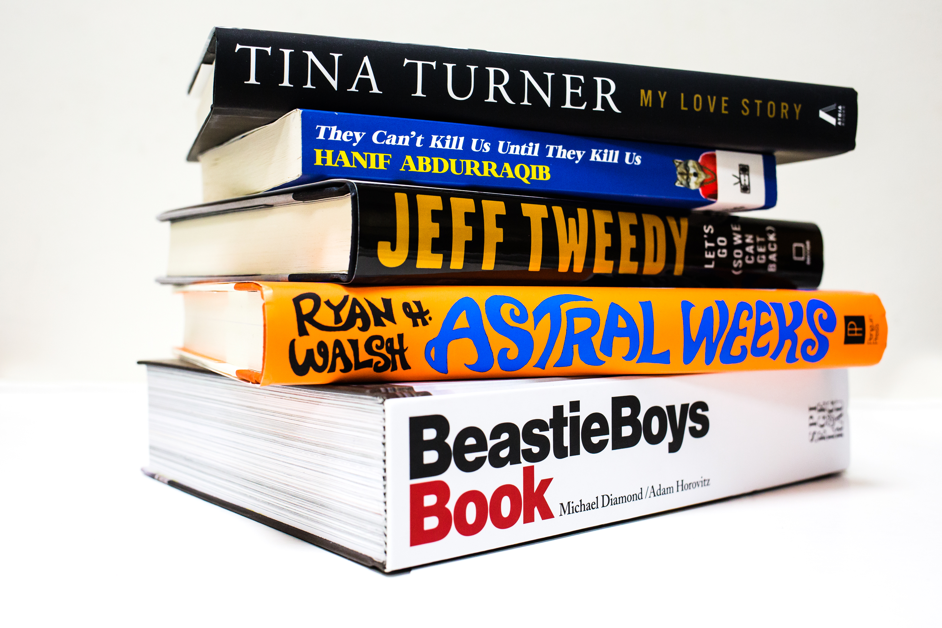 The Best Music Books of 2018