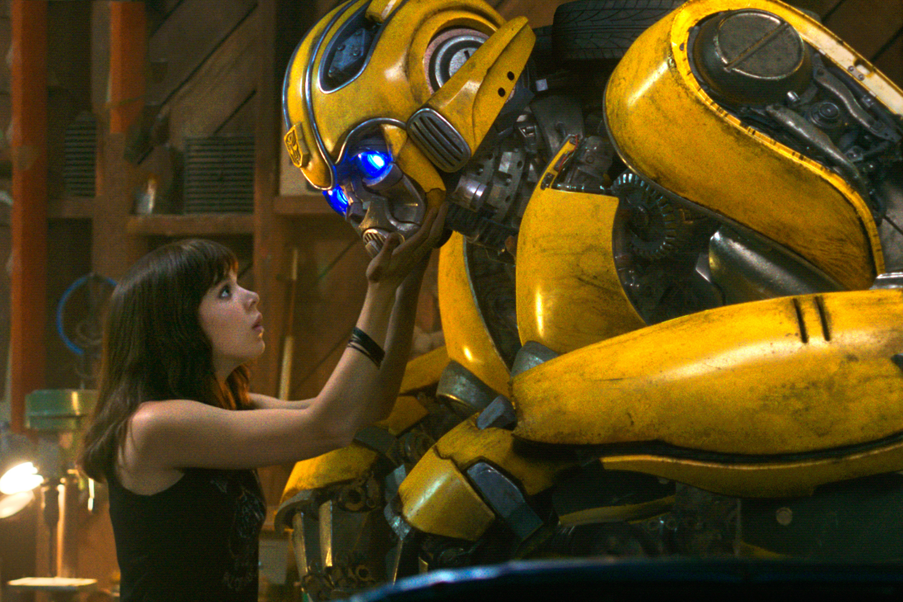 Bumblebee Review If John Hughes Made A Transformers Movie