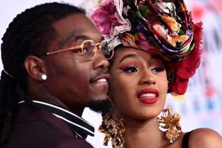 What happened between cardi b and offset
