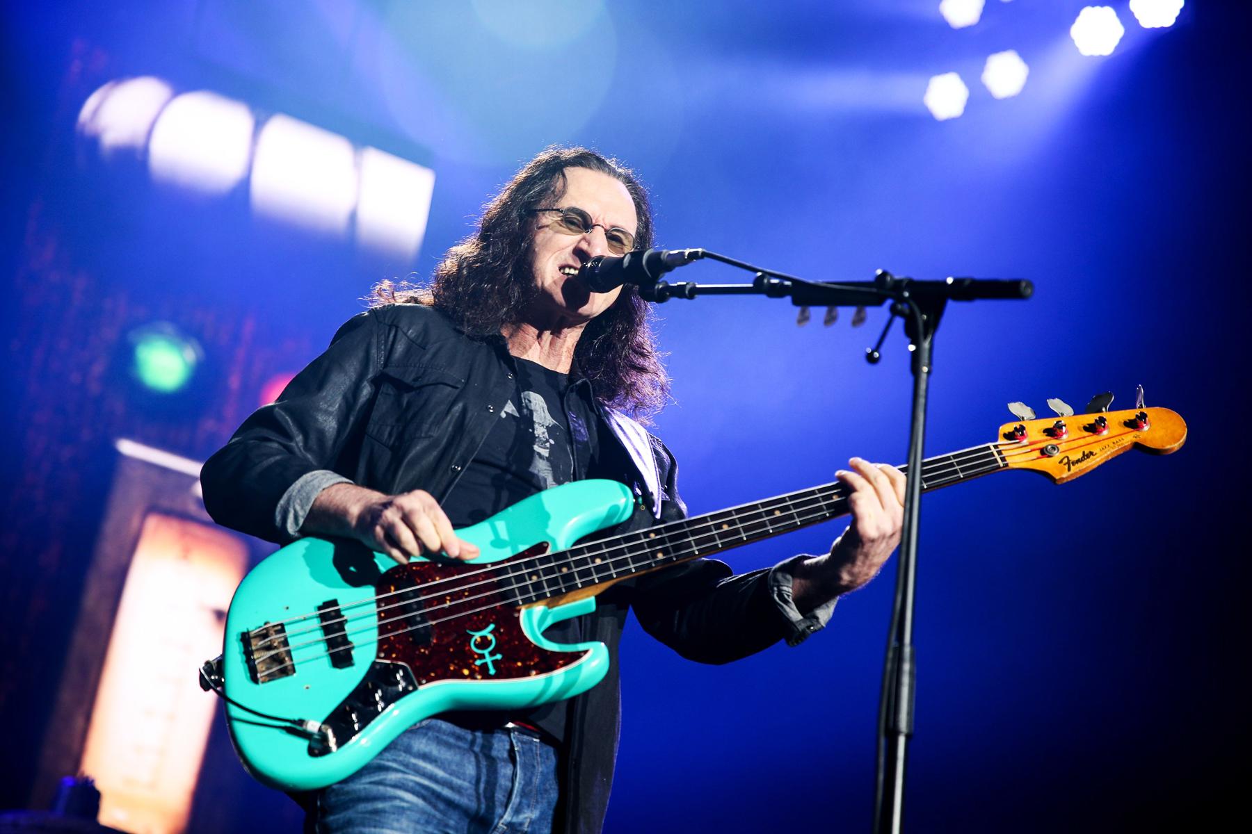 Rush's Geddy Lee Talks Massive New Bass Book, Meeting John Paul Jones