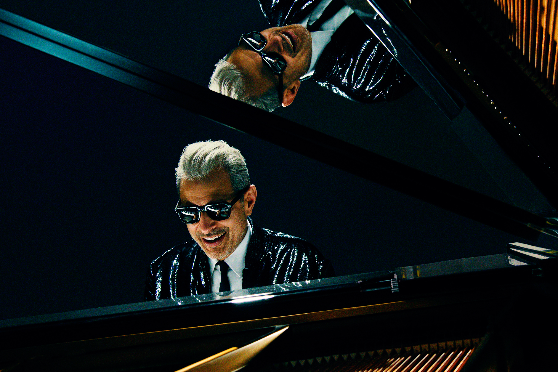 Jeff Goldblum on Mildred Snitzer Orchestra, Debut Album, Rockwell