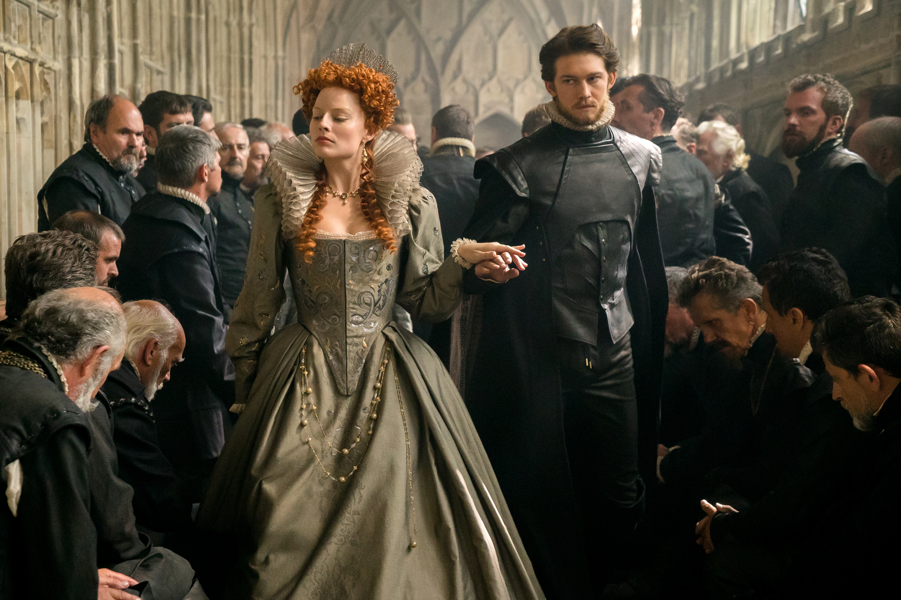 Mary Queen Of Scots Movie Review Ronan And Robbies Royal Rivalry