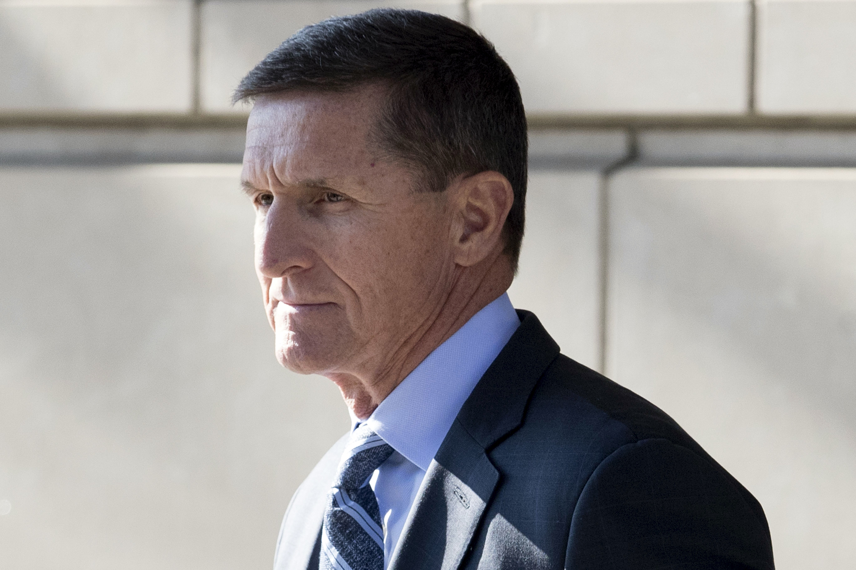 Mueller: Michael Flynn Should Go to Jail for Lying