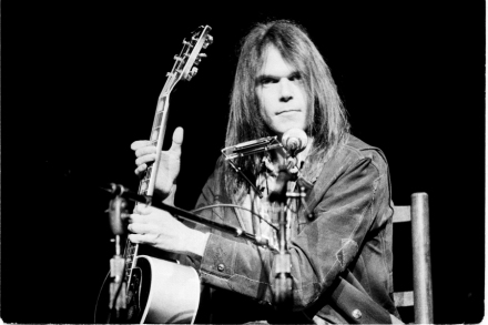 Review: Neil Young's Latest Archival Release 'Songs for Judy