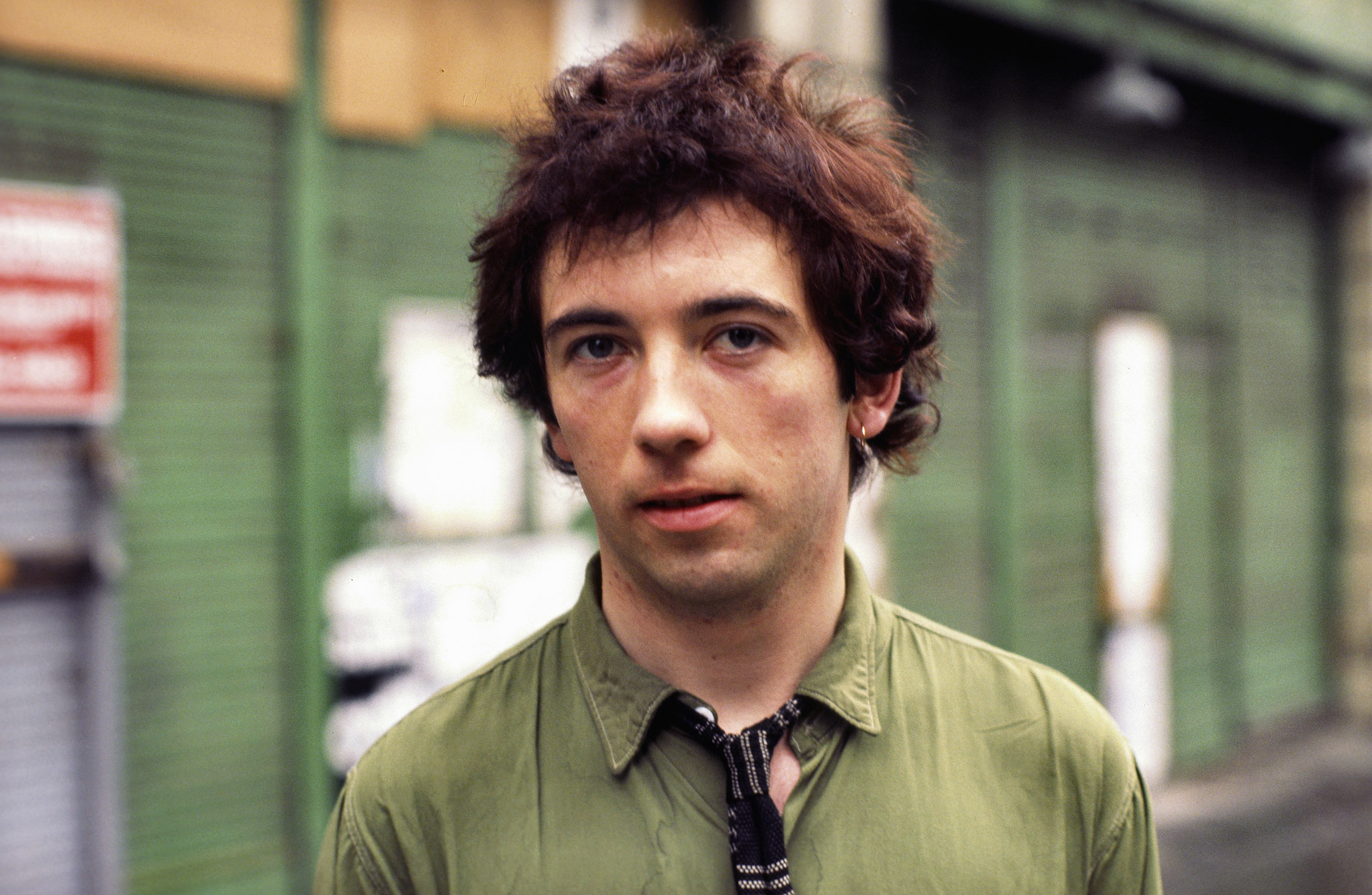 Pete Shelley in London, Britain - Oct 1977VARIOUS