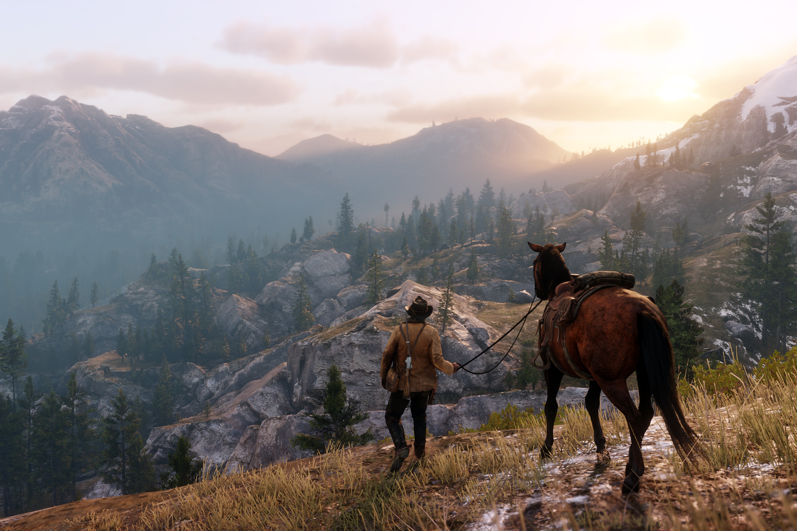 The 'Red Dead Redemption 2' Soundtrack Might Be Year's