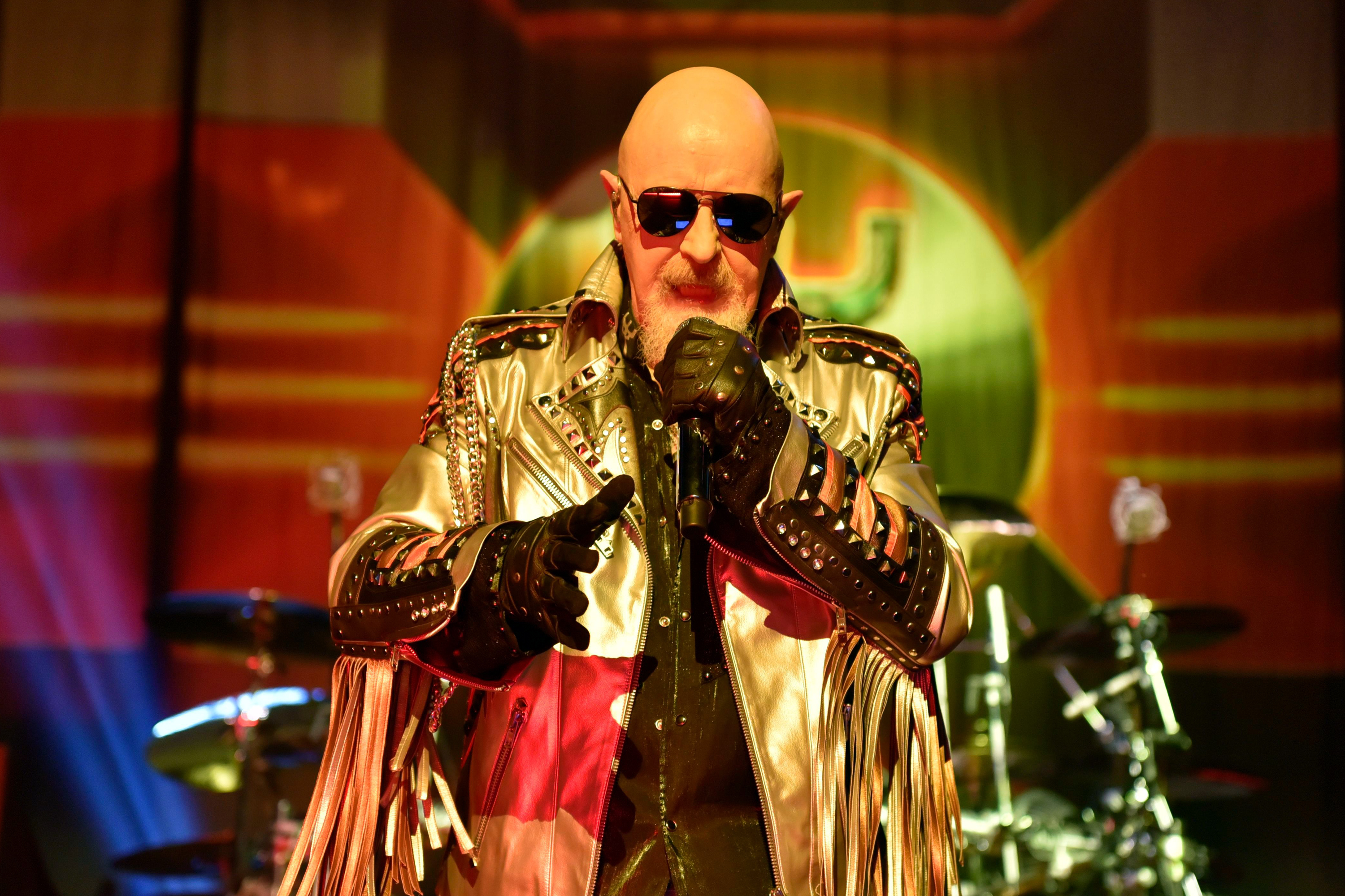 Judas Priest Plot 2019 North American Tour