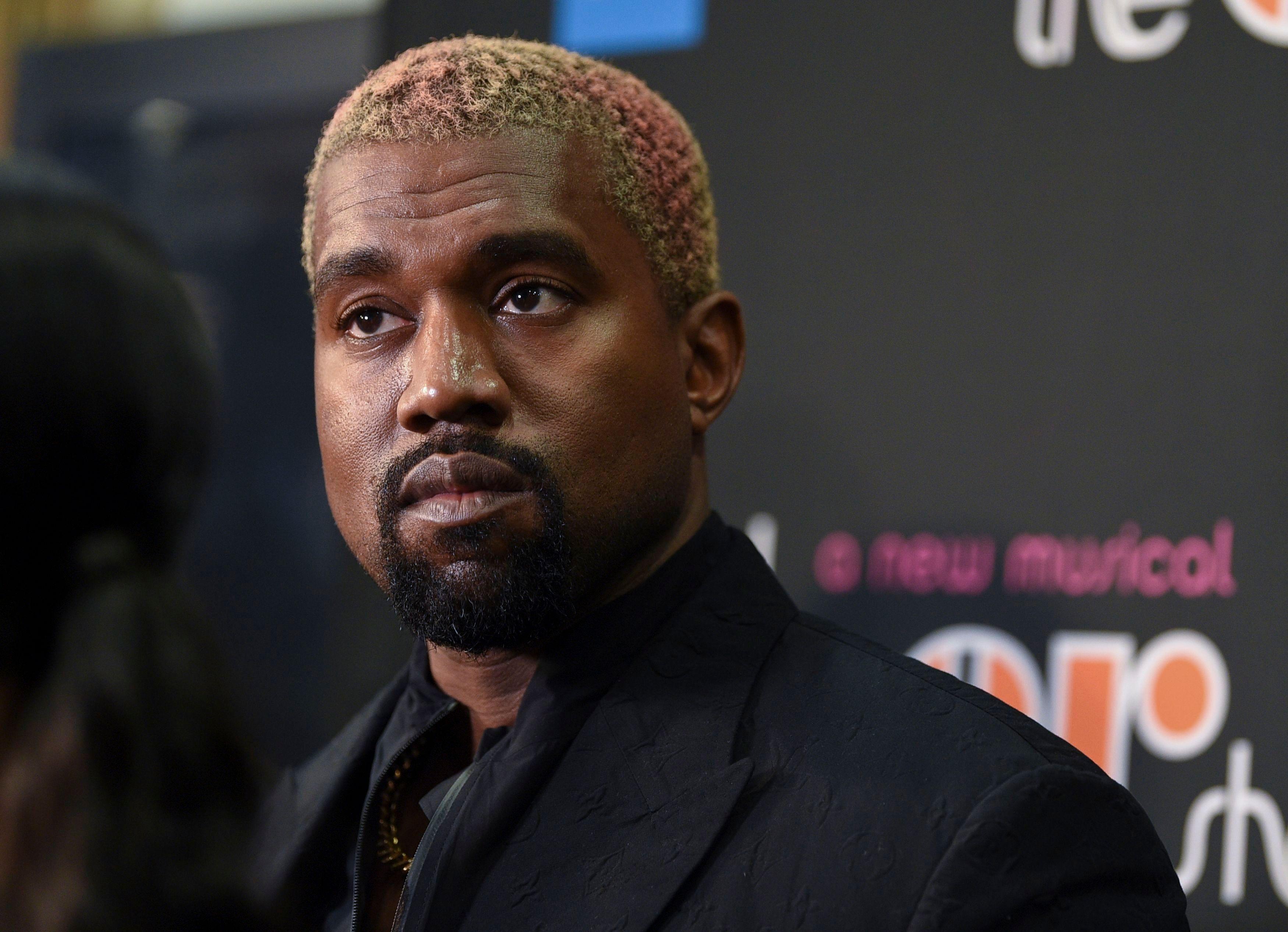 Kanye West nude photos 2019