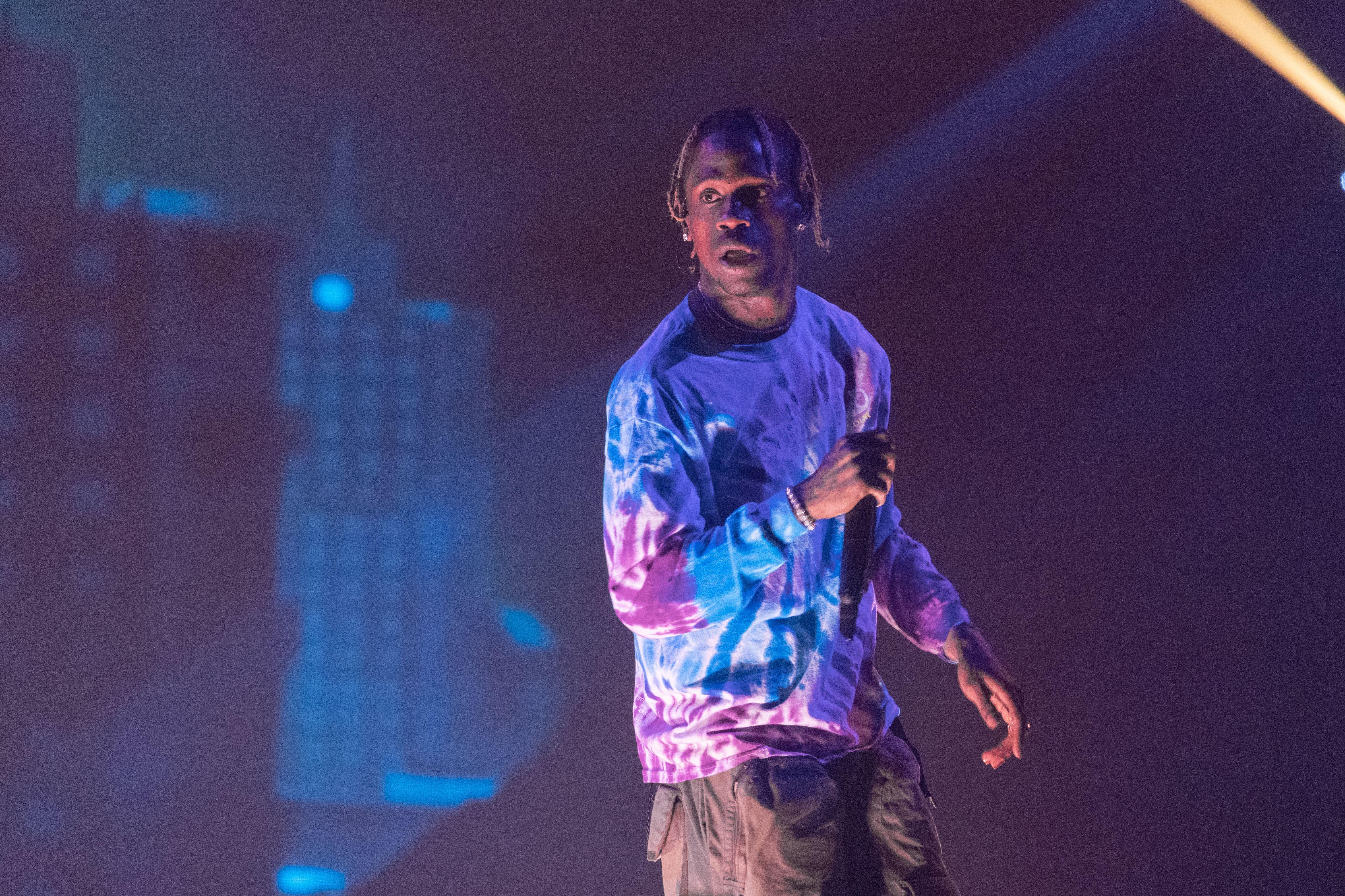 6f7913c13 Travis Scott performs during his Astroworld TourTravis Scott in concert