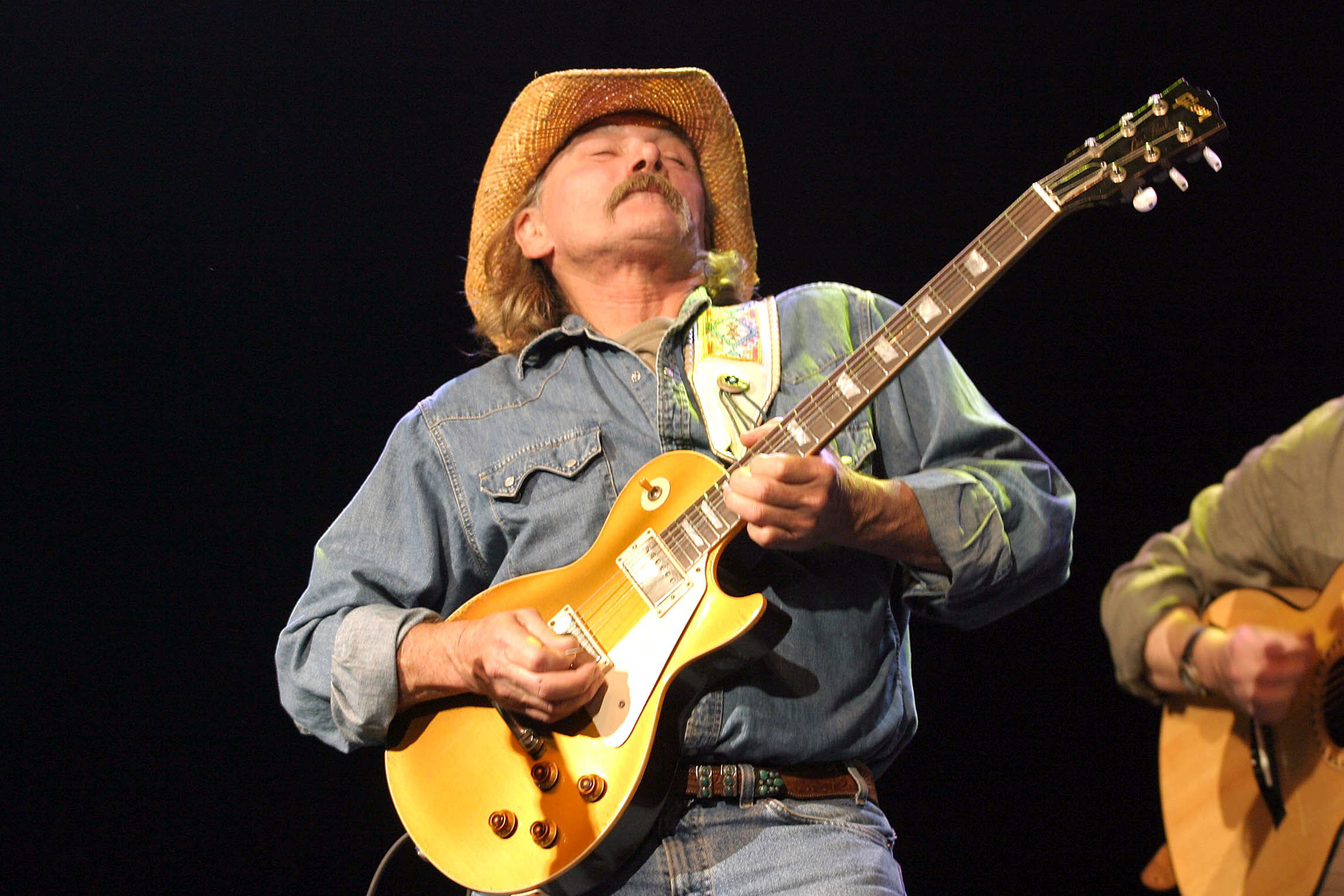 See Dickey Betts Talk Gregg Allman Reconciliation, Return to Touring