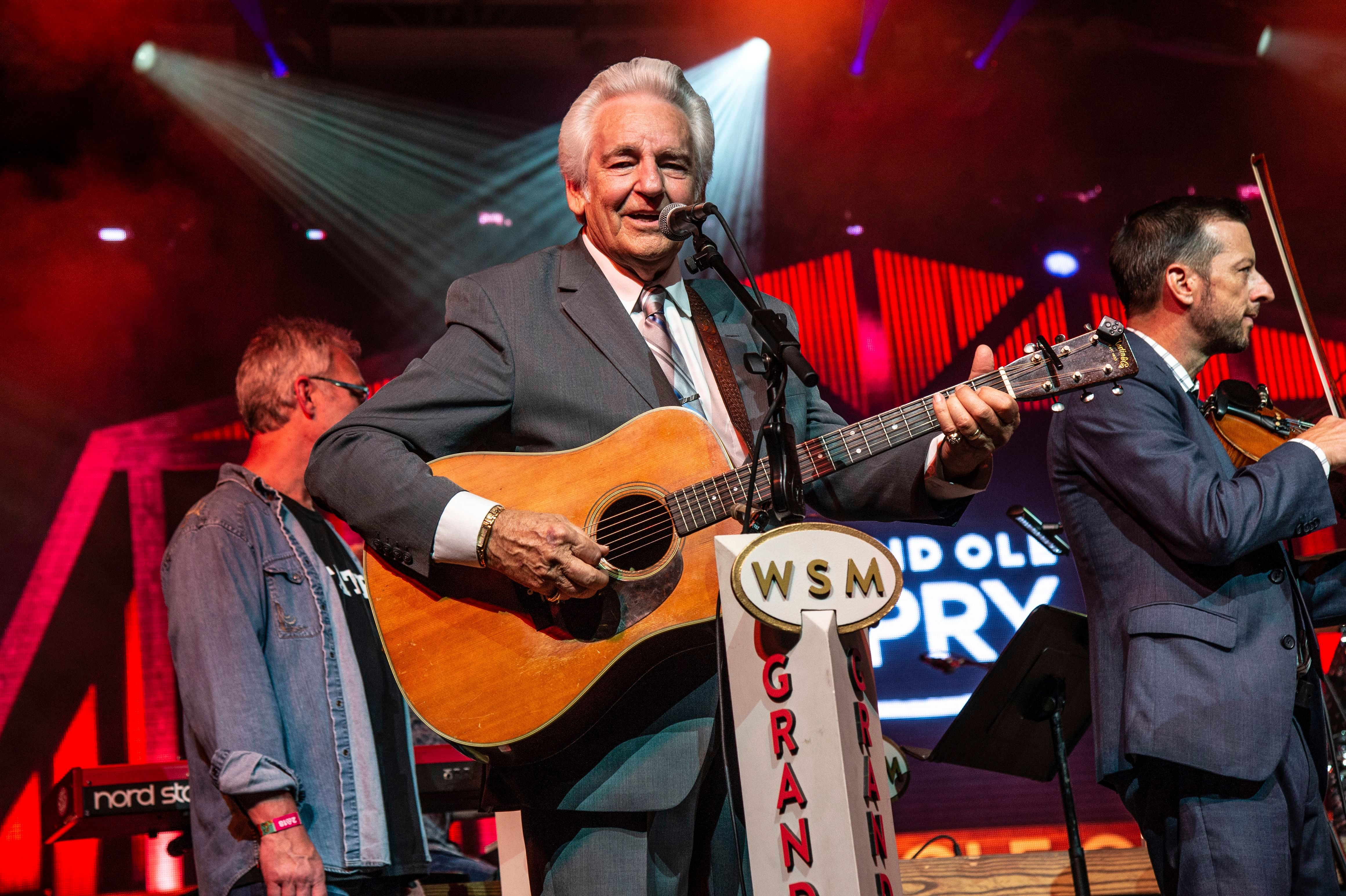 Del McCoury Band, I'm With Her Lead 2019 DelFest Lineup