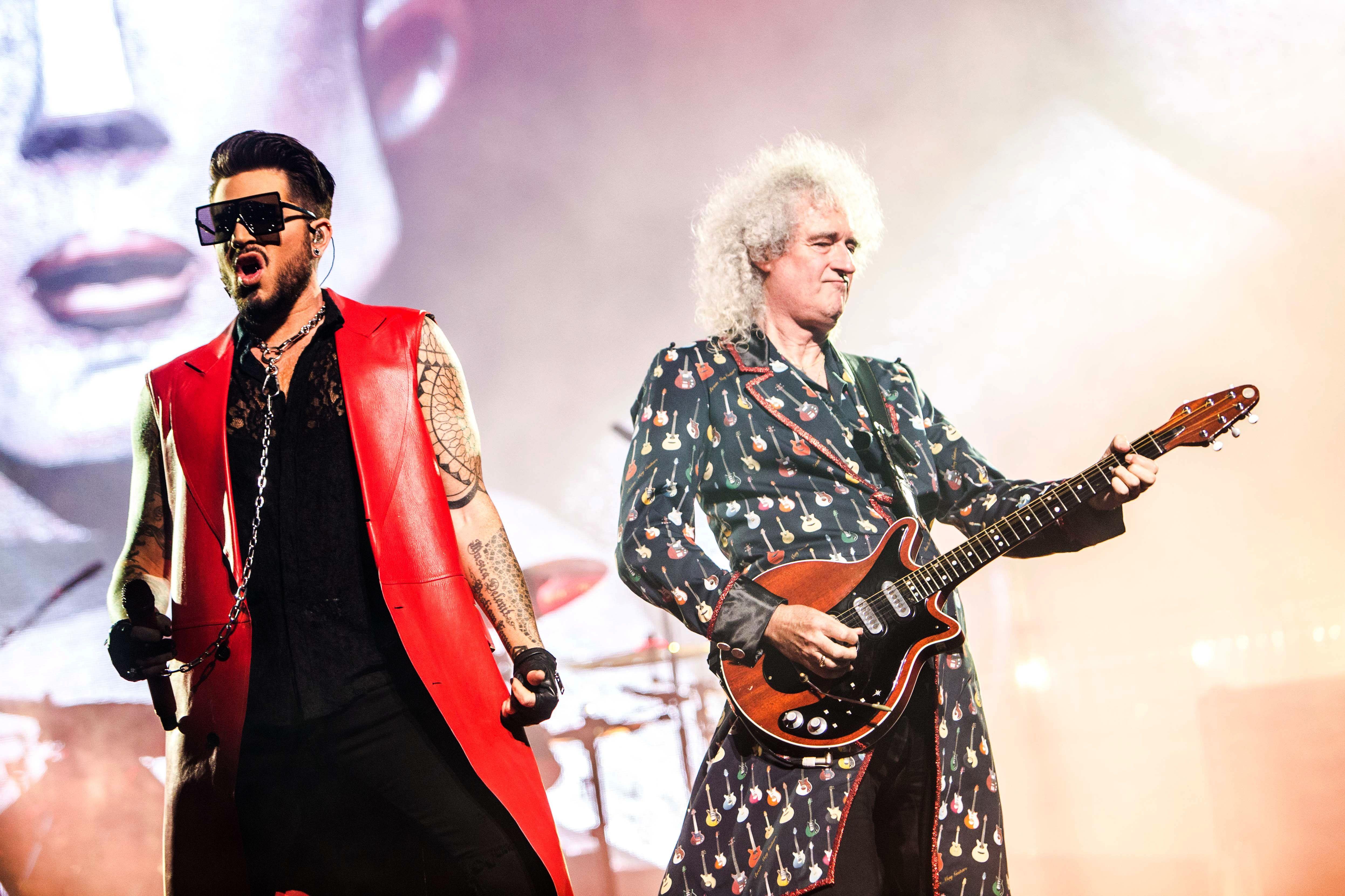 Queen, Adam Lambert Plot North American 'Rhapsody' Tour