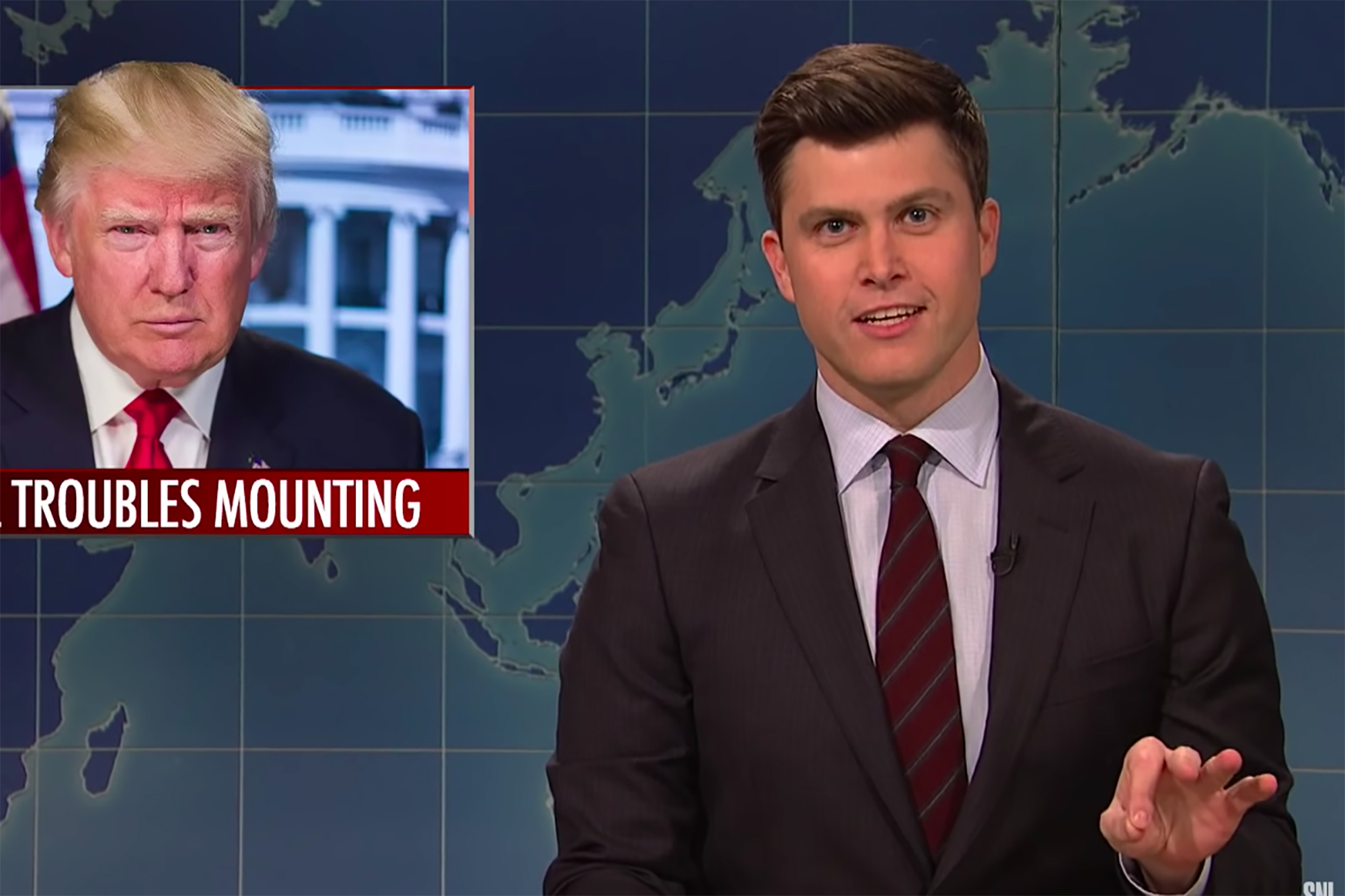 'SNL' Destroys President Trump, Causing Him to Call for Courts to Intervene