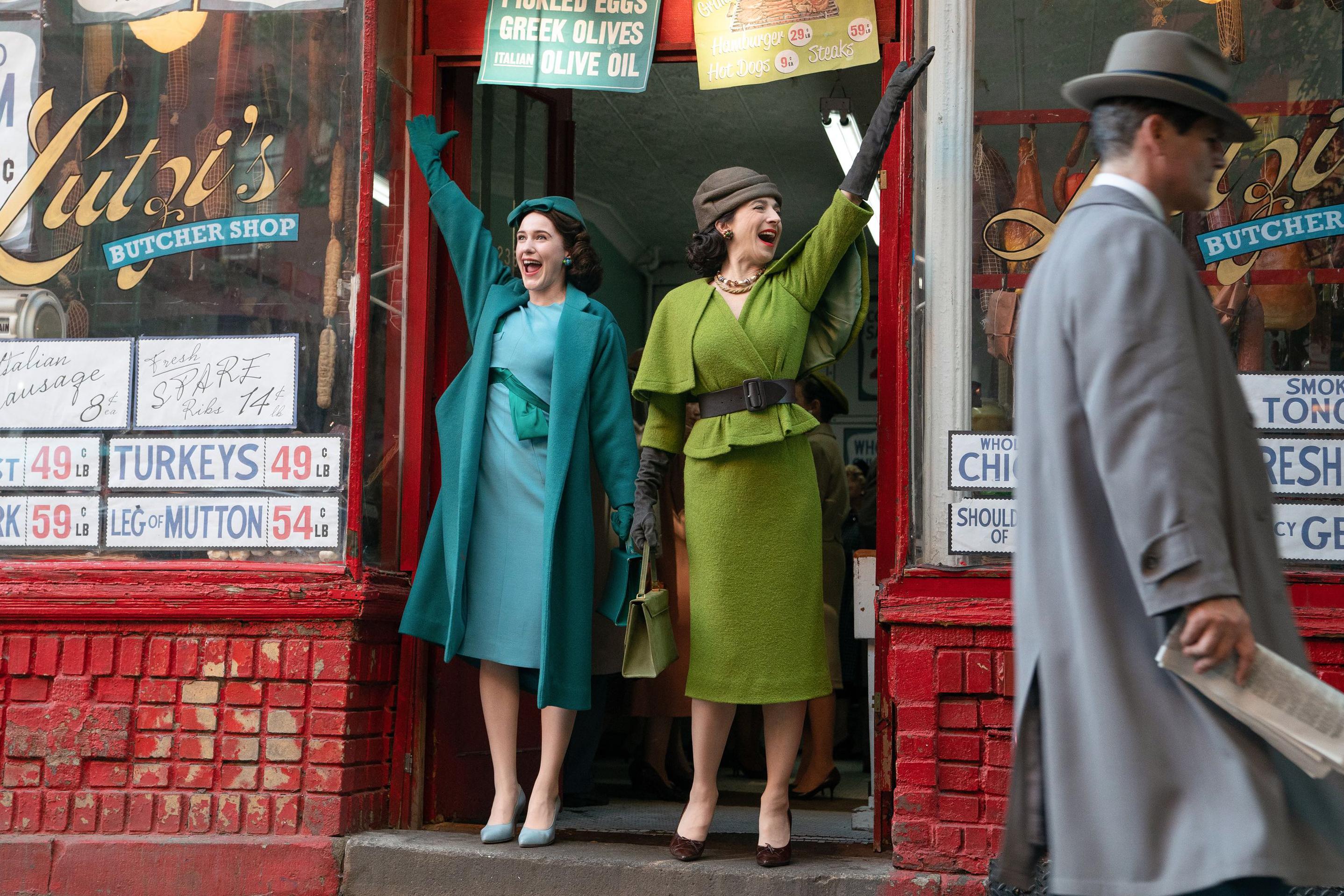 'The Marvelous Mrs. Maisel' Season Two Spoilers: Midge Goes For Broke