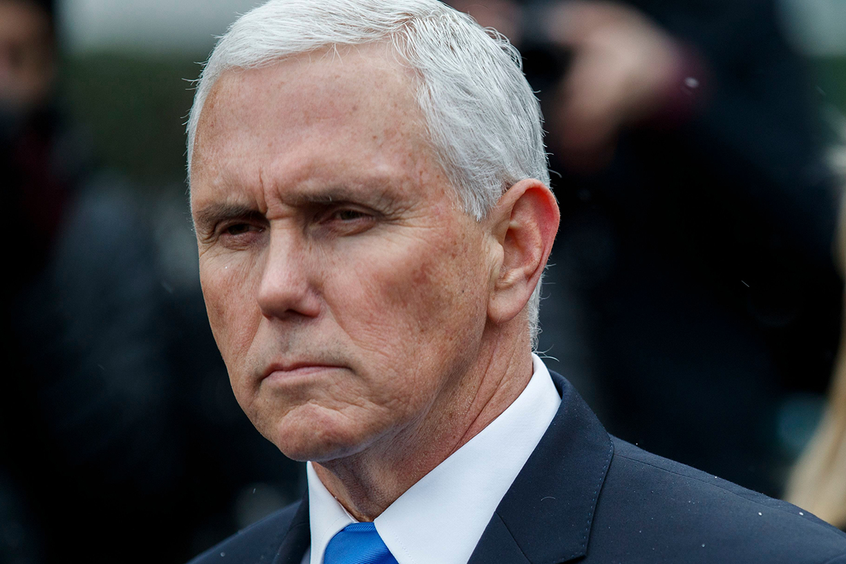 VP Pence Renews Call for Omar's Removal From House Foreign Affairs Committee
