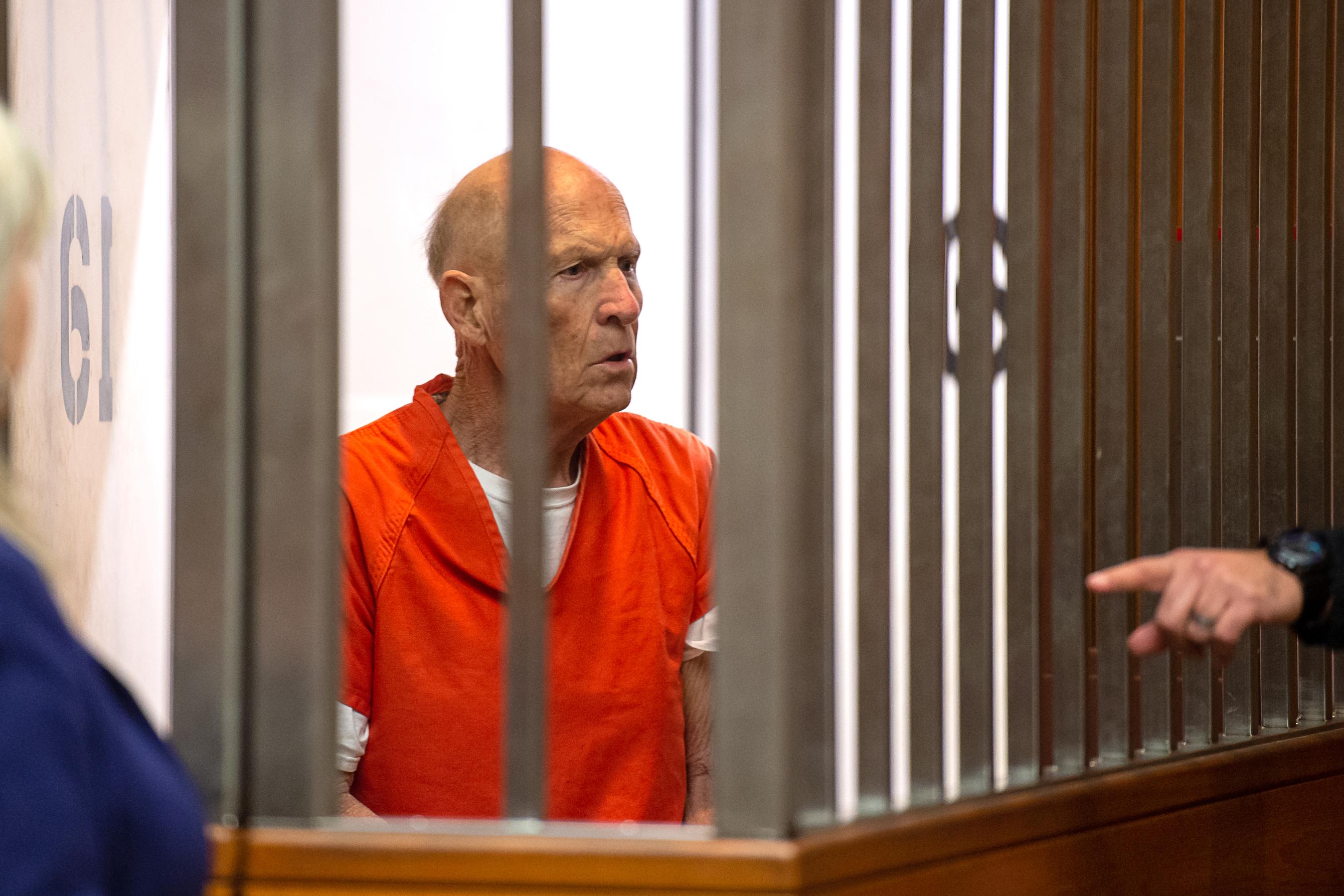 Alleged Golden State Killer, Joseph DeAngelo, Cleared of 1975 Murder