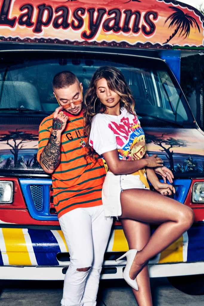 j balvin guess collection