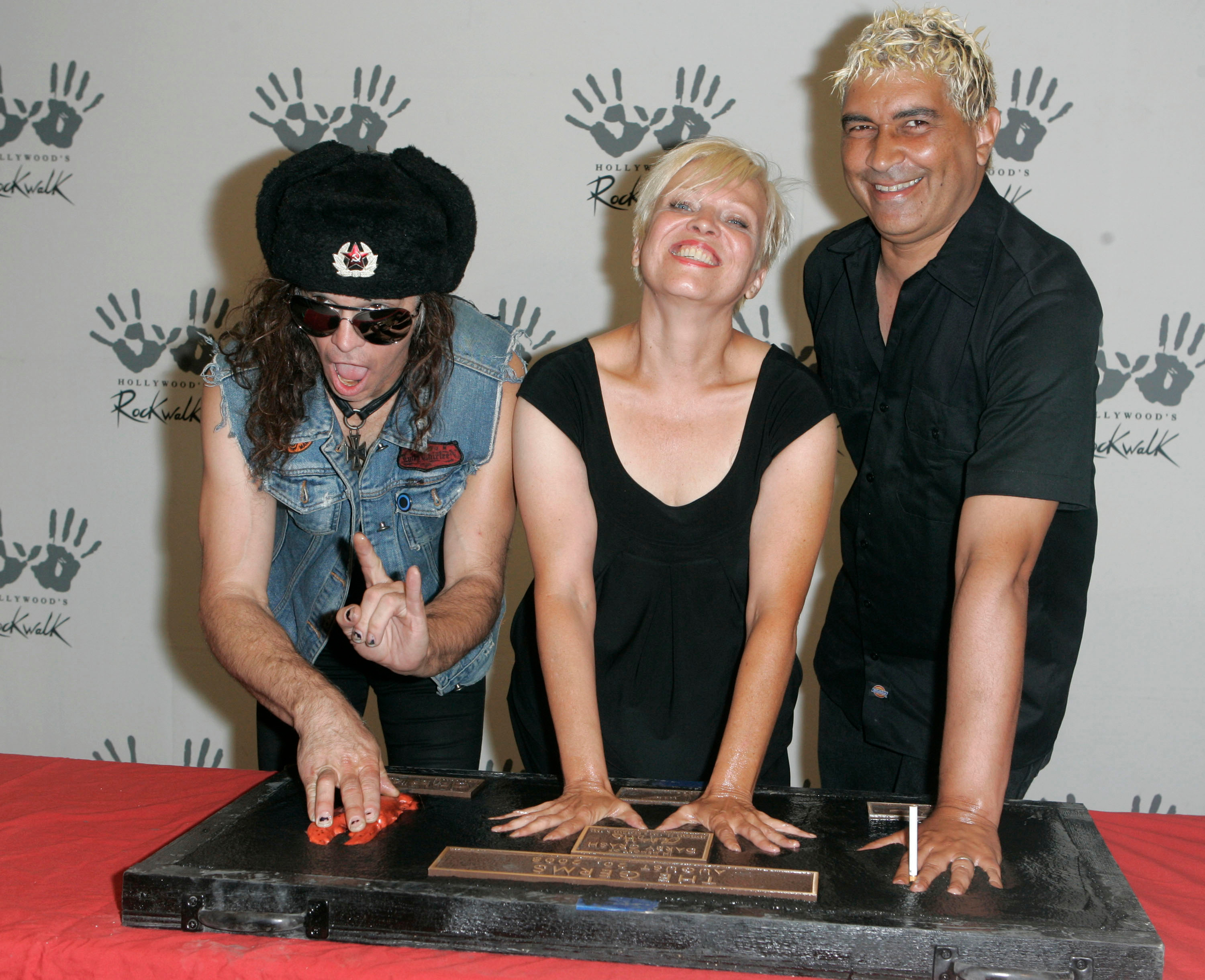 Don Bolles Lorna Doom Pat Smear The Three Surviving Members Of The 70s