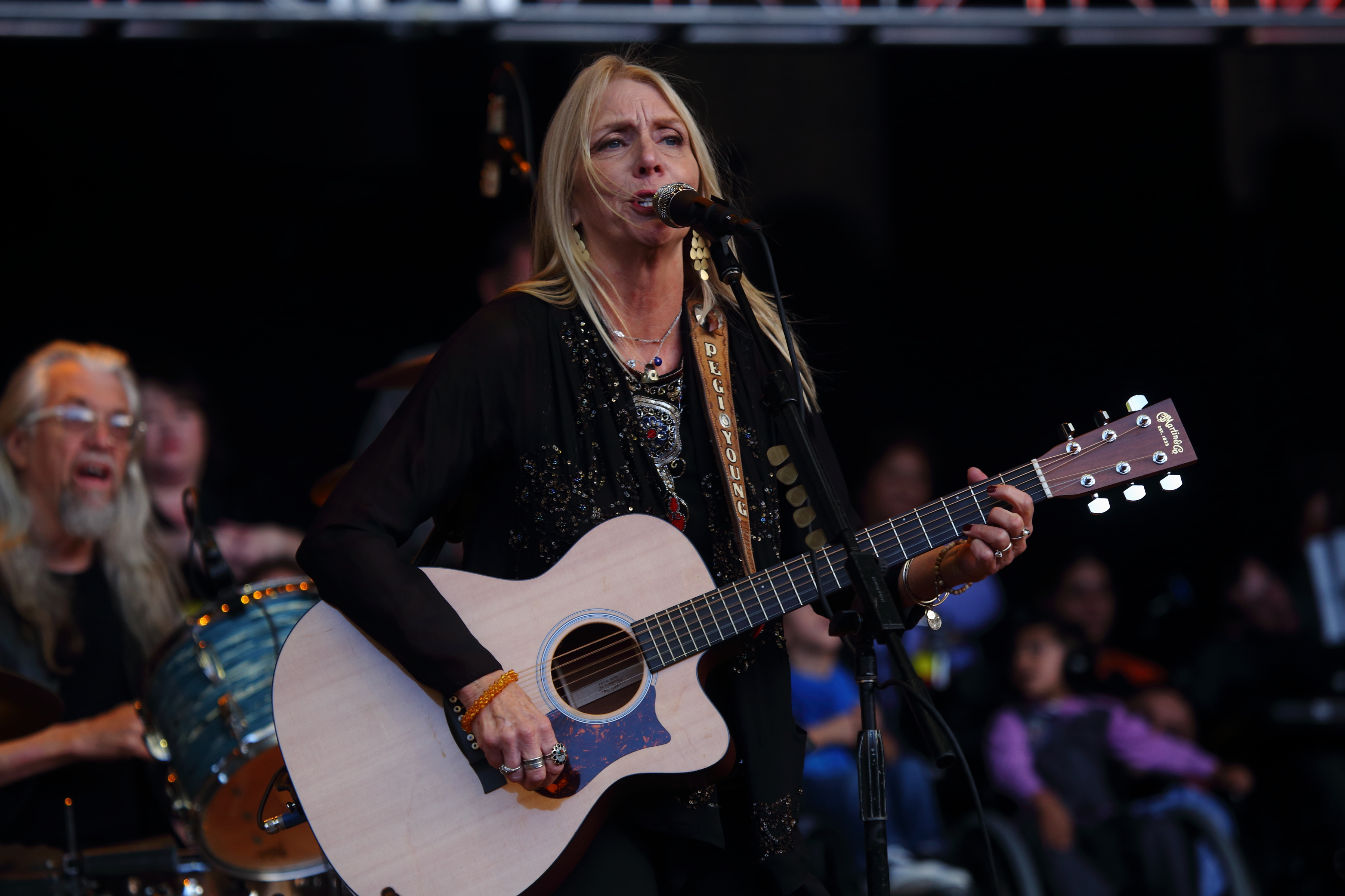 Pegi Young, Bridge School Co-Founder With Ex-Husband Neil Young, Dead at 66