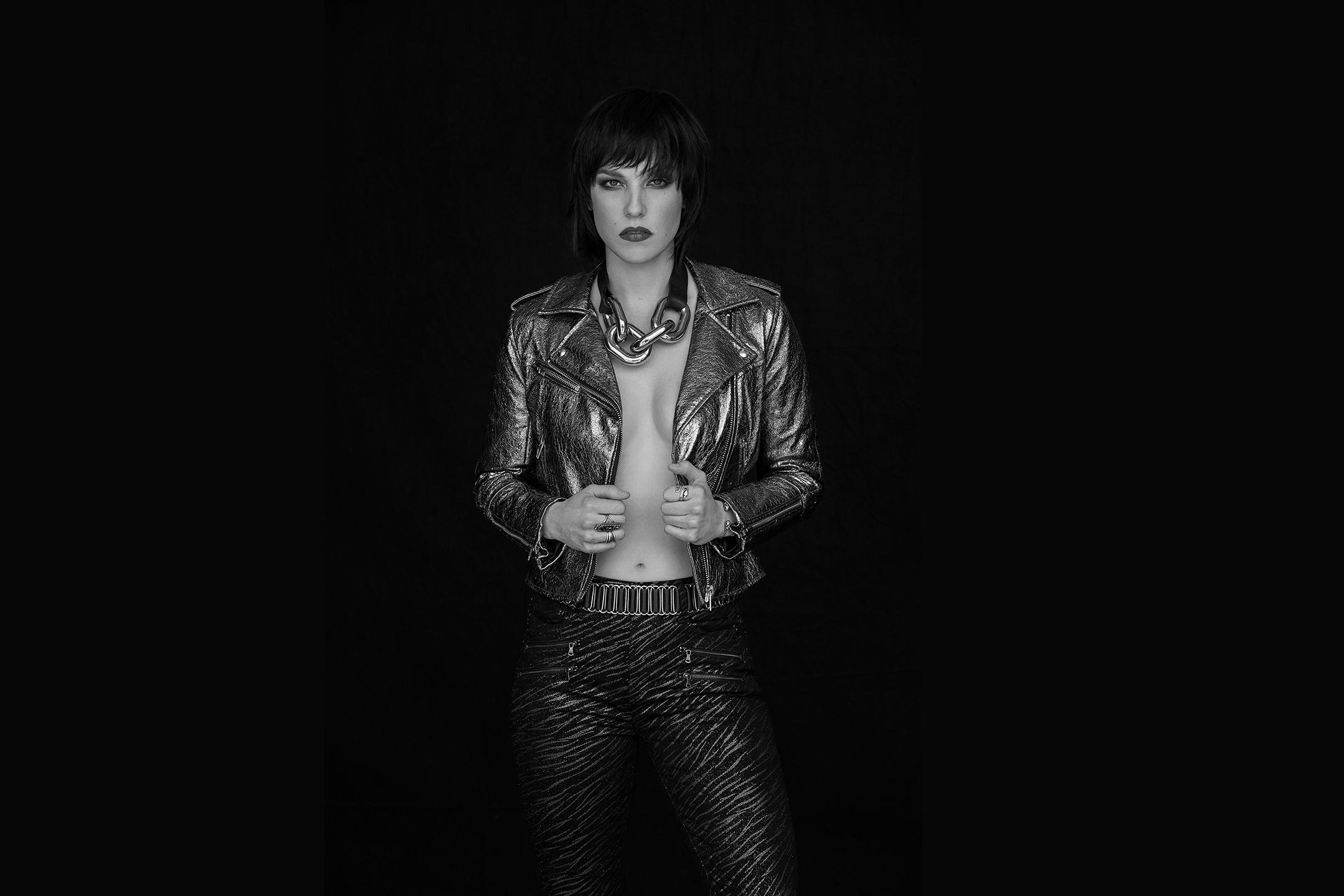 Halestorm's Lzzy Hale Talks Grammy Nod, Why She's a Fan of Greta Van Fleet