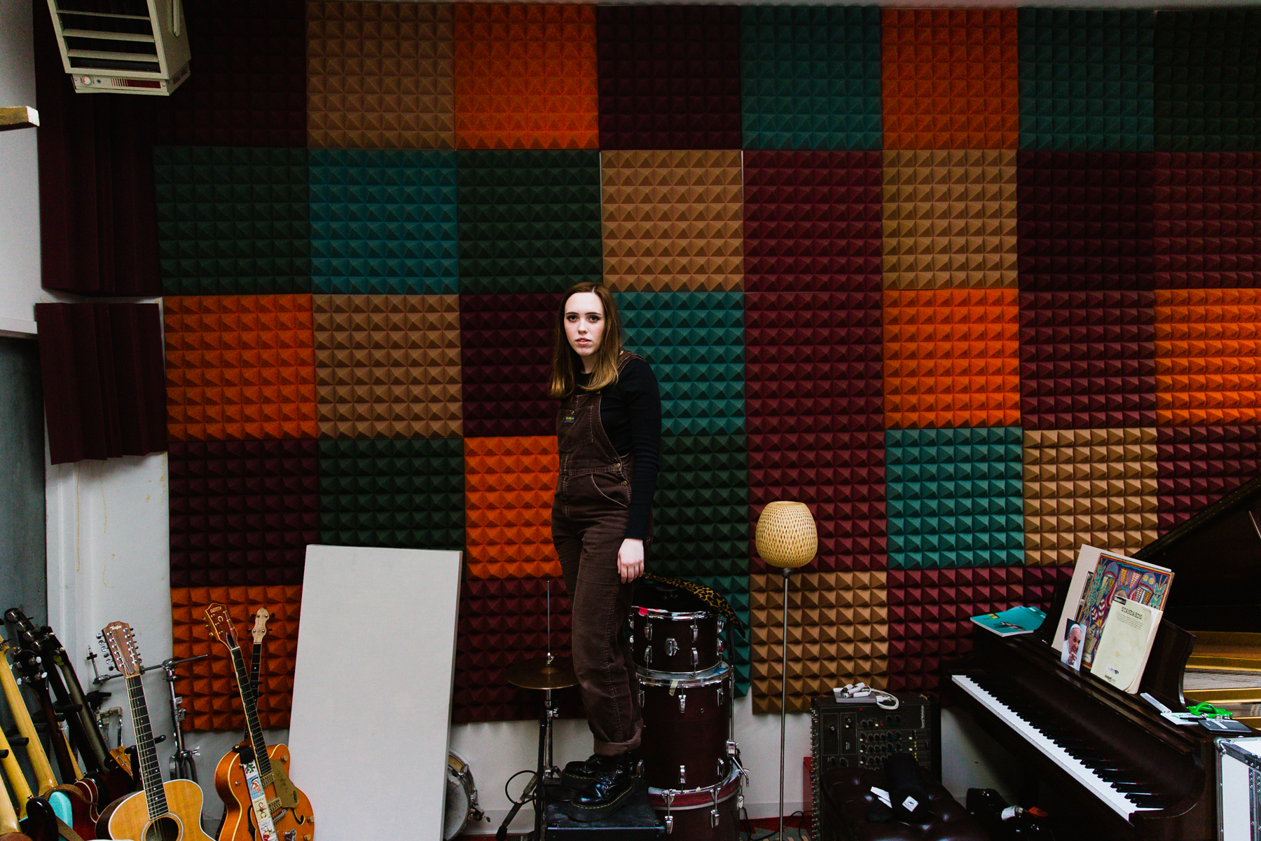 Hear Soccer Mommy's Demo of 'Clean' Album Cut 'Blossom'