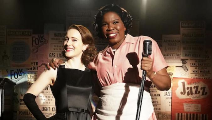 'SNL': Leslie Jones Parodies 'Marvelous Mrs. Maisel' With 'Raunchiest Miss Rita'