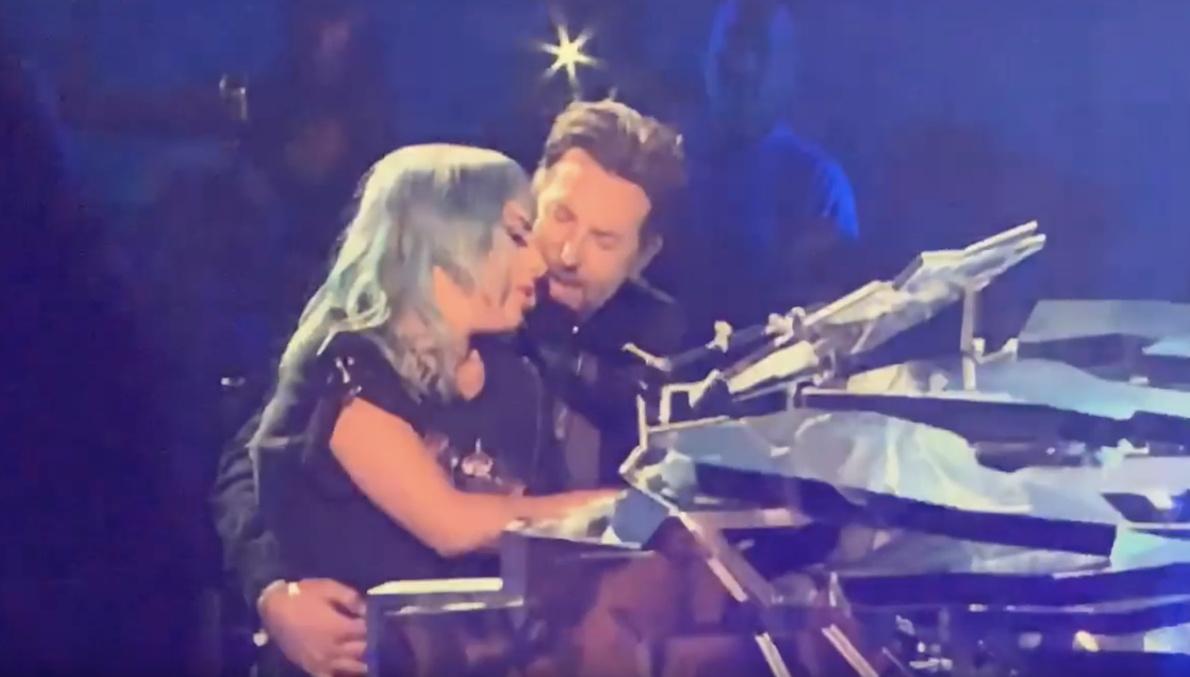 See Lady Gaga, Bradley Cooper Perform 'Shallow' Live for First Time