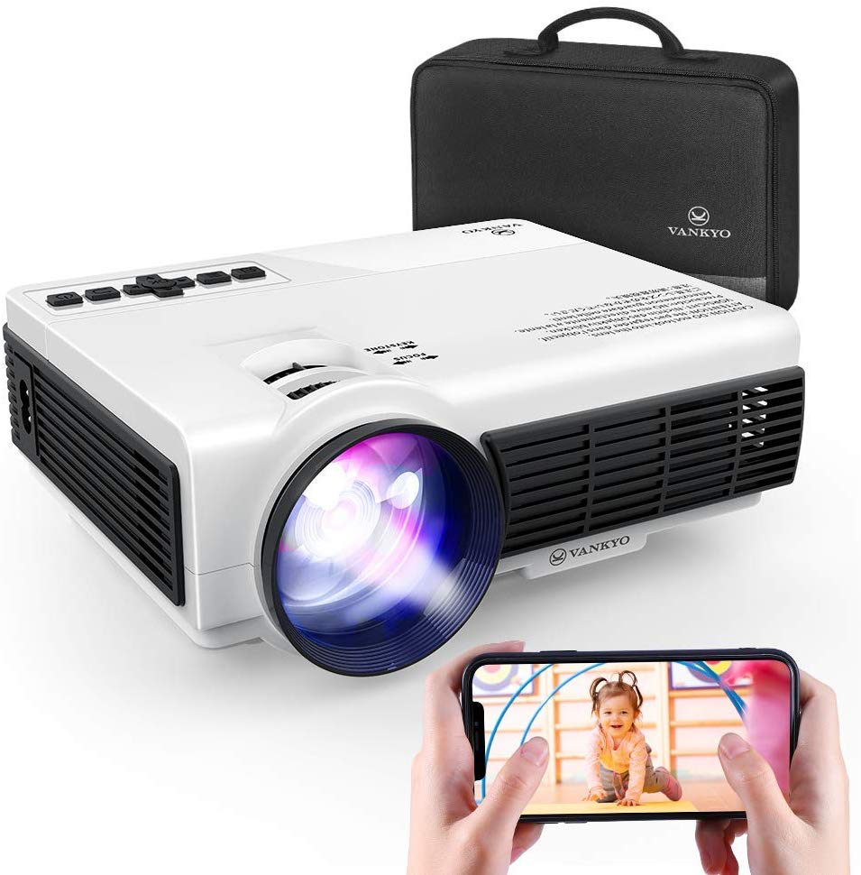 VANKYO Leisure 3W Mini Projector best portable projectors