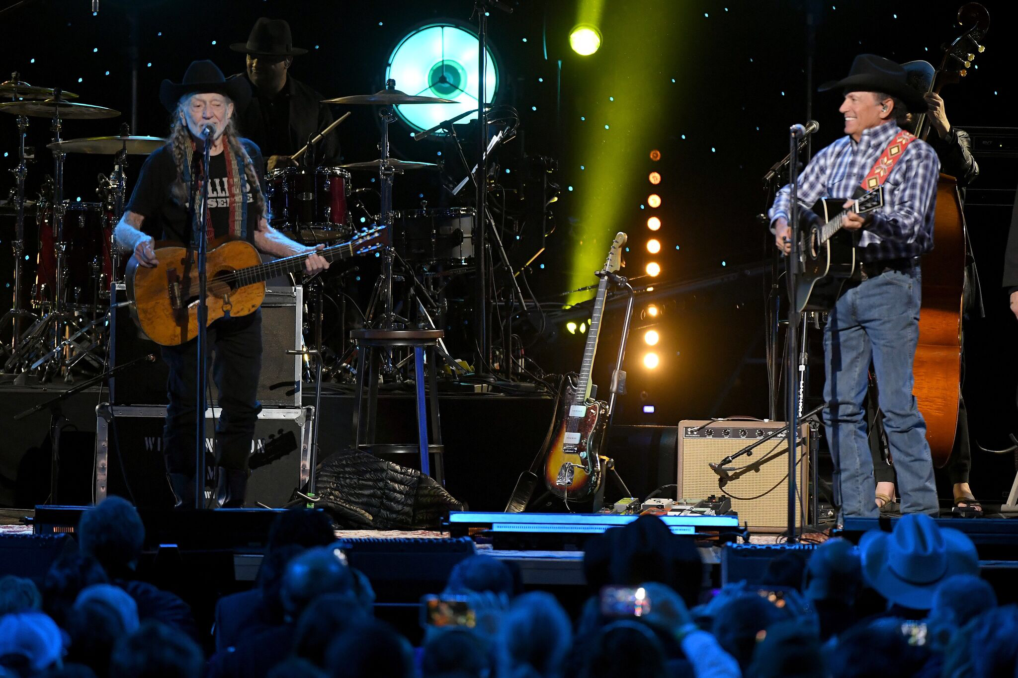 Willie Nelson Proves Less Is More at All-Star Nashville Tribute