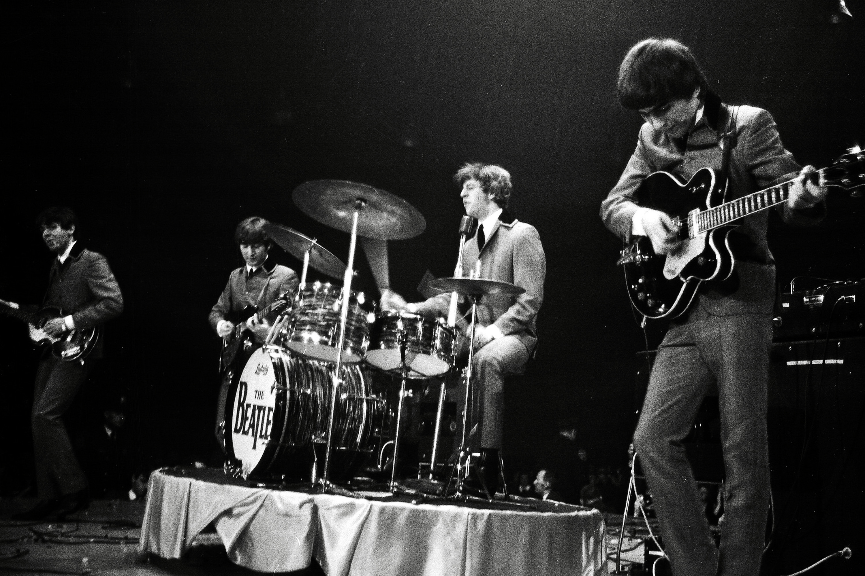 Beatles 10 Best Concerts Rolling Stone