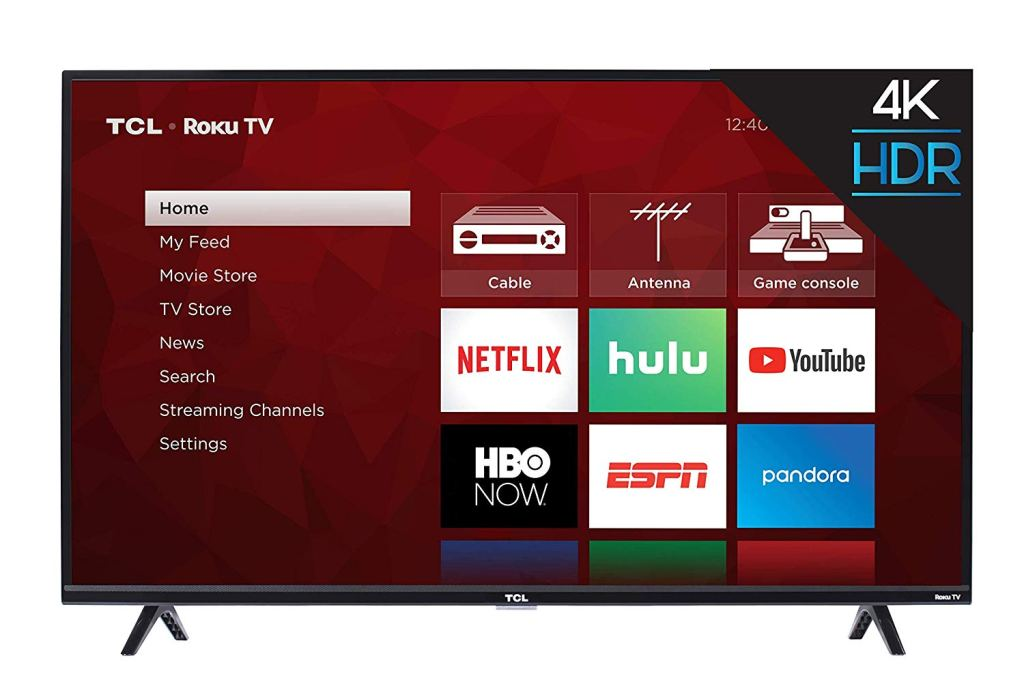 TCL roku tv review best 4k